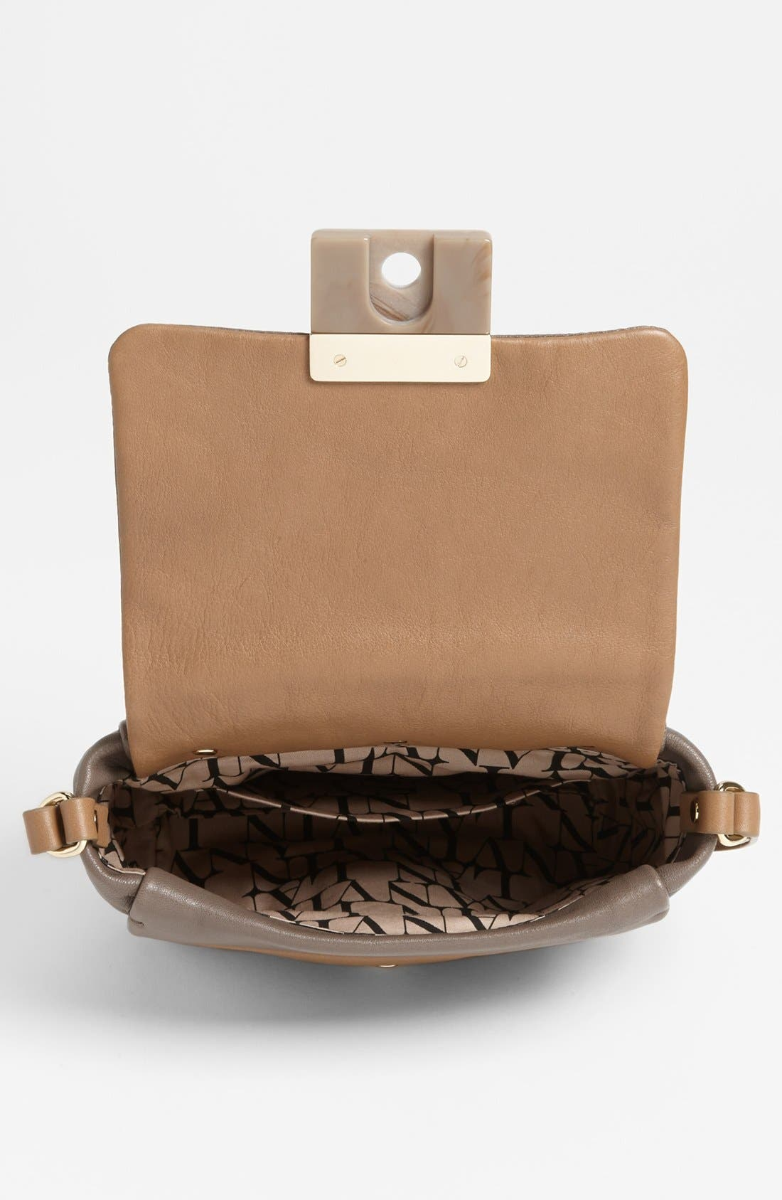 Alternate Image 3  - Lanvin 'For Me' Leather Crossbody Bag