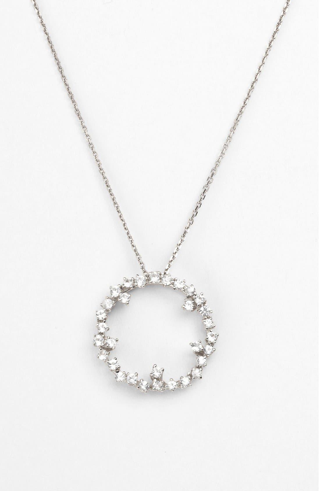 Alternate Image 1 Selected - KALAN by Suzanne Kalan 'Mini Starburst' Pendant Necklace