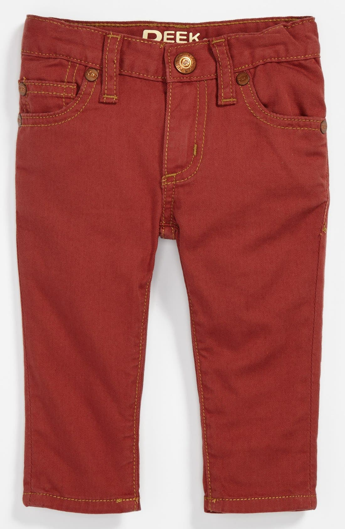 Main Image - Peek Slouch Twill Jeans (Baby Boys)
