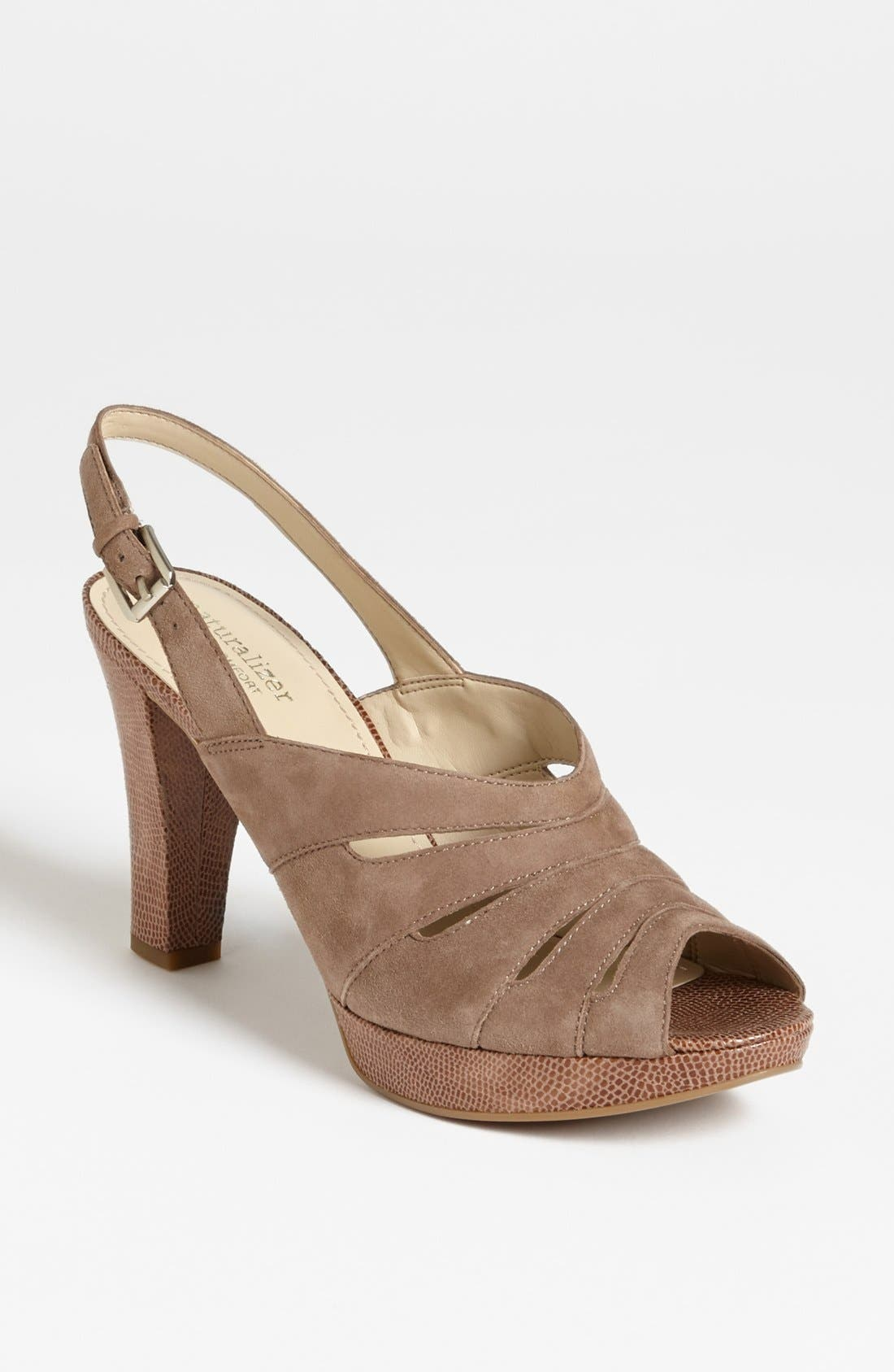 Alternate Image 1 Selected - Naturalizer 'Kassandra' Sandal