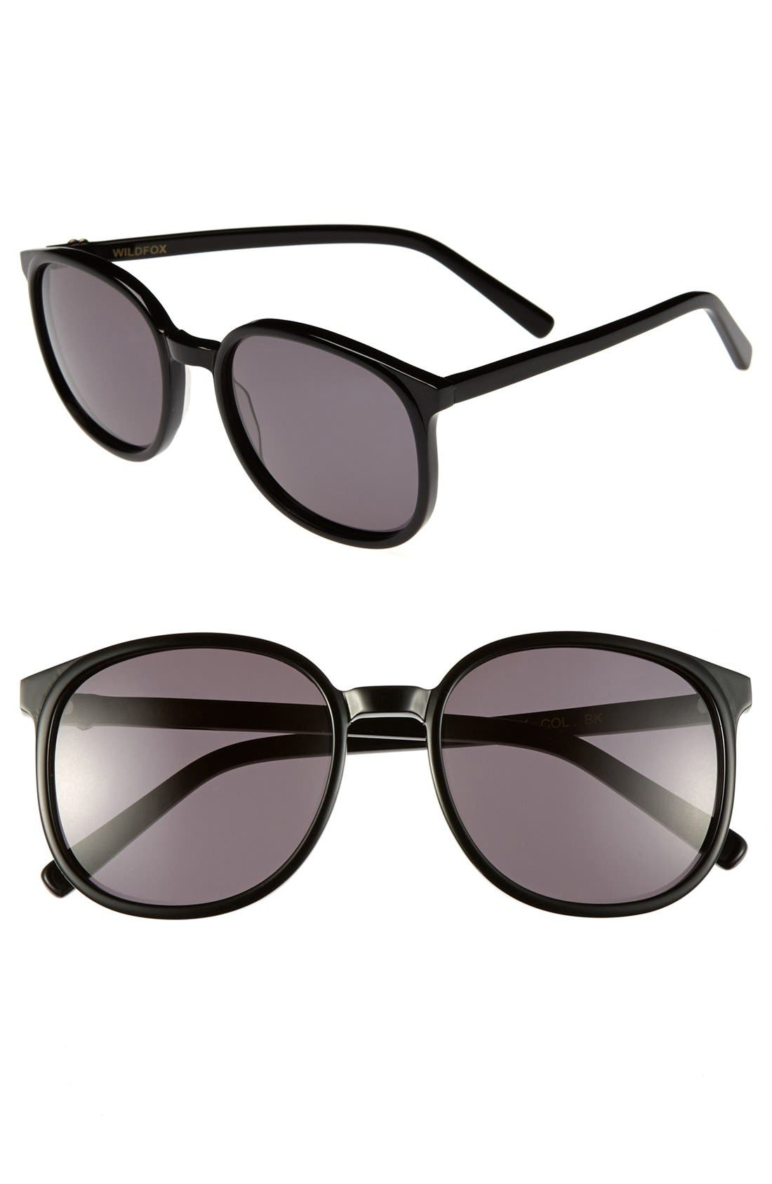 Main Image - Wildfox 'Popfox' Sunglasses
