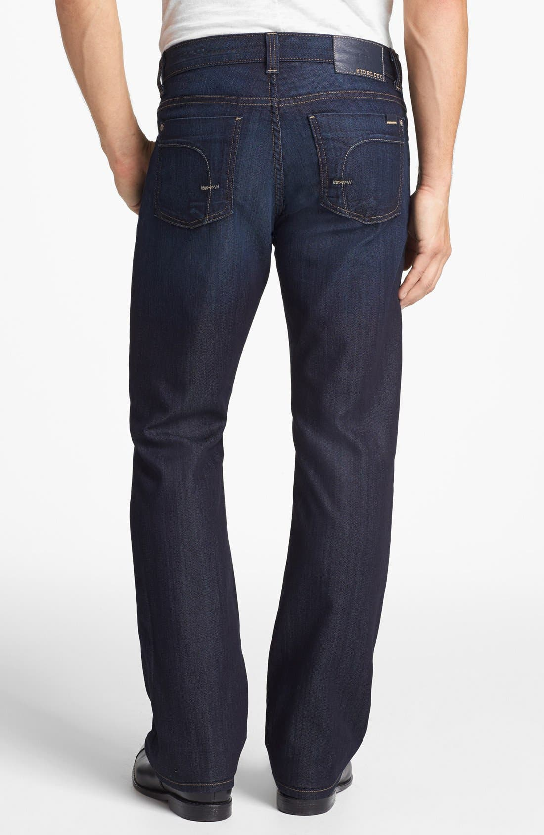 50-11 Relaxed Fit Jeans,                             Alternate thumbnail 2, color,                             Calvary