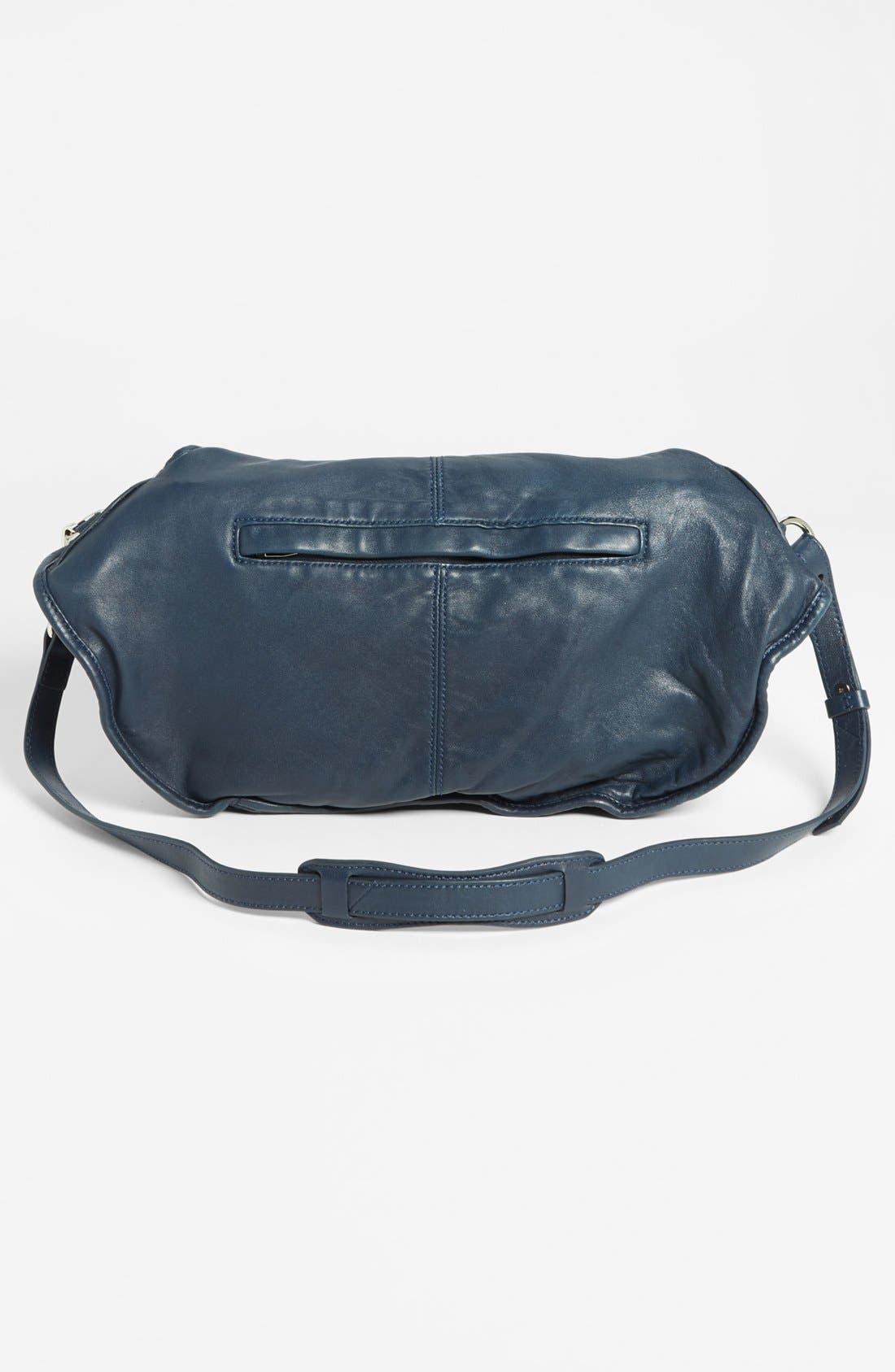 Alternate Image 4  - Alexander Wang 'Iris - Nickel' Leather Crossbody Bag, Medium