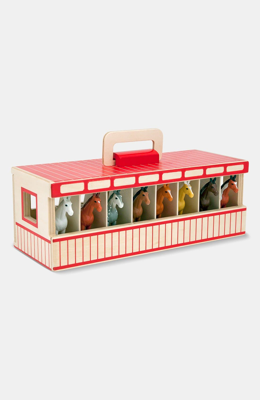 Show Horse Stable,                         Main,                         color, Tan Multi