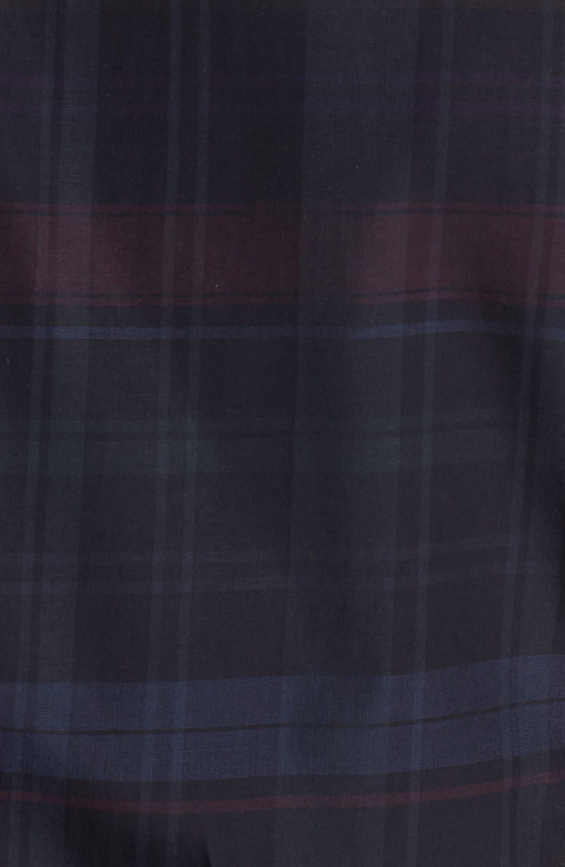 Alternate Image 3  - Z Zegna Plaid Check Woven Shirt