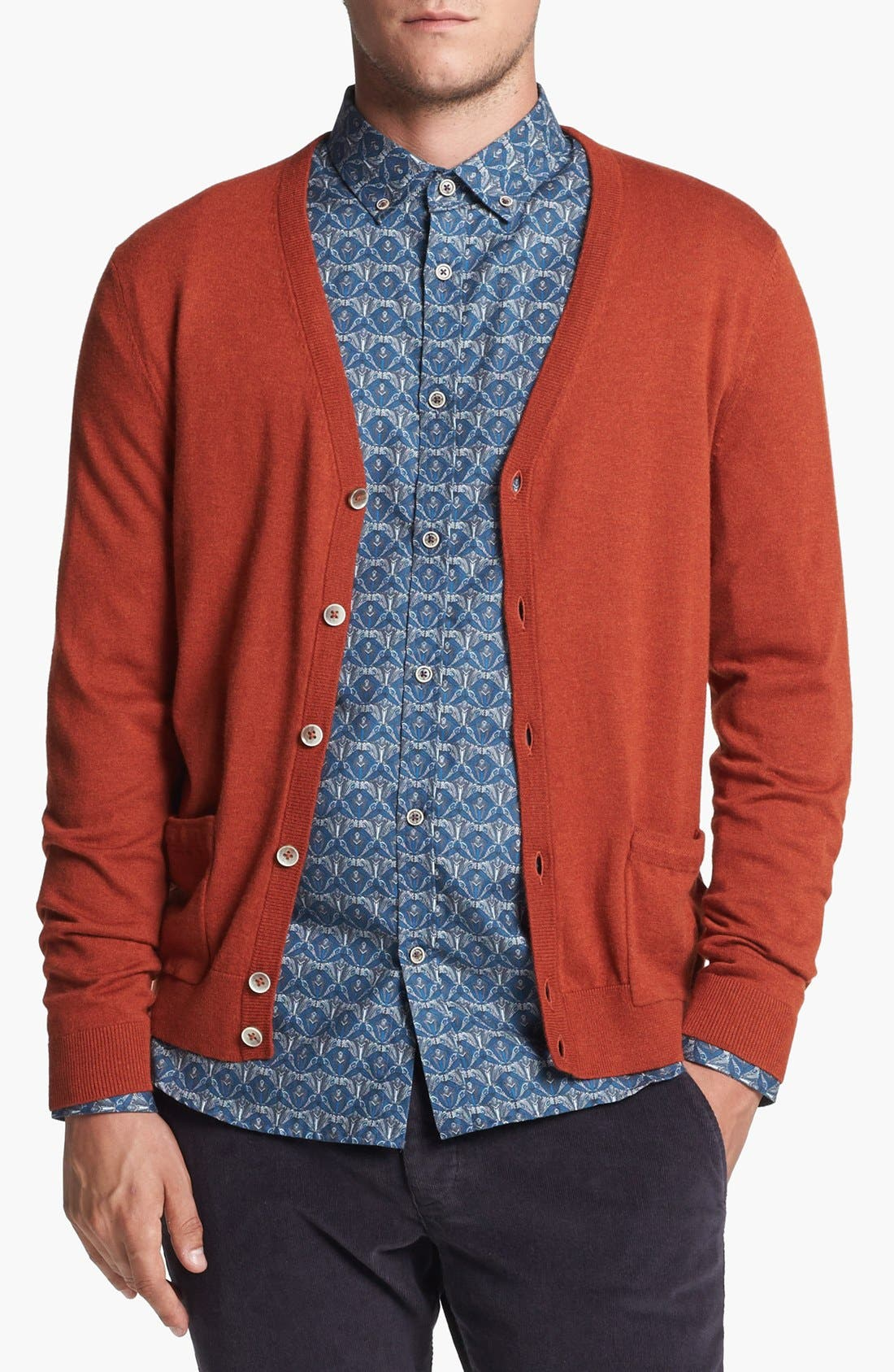 Alternate Image 1 Selected - BOSS HUGO BOSS 'Maris' Cardigan