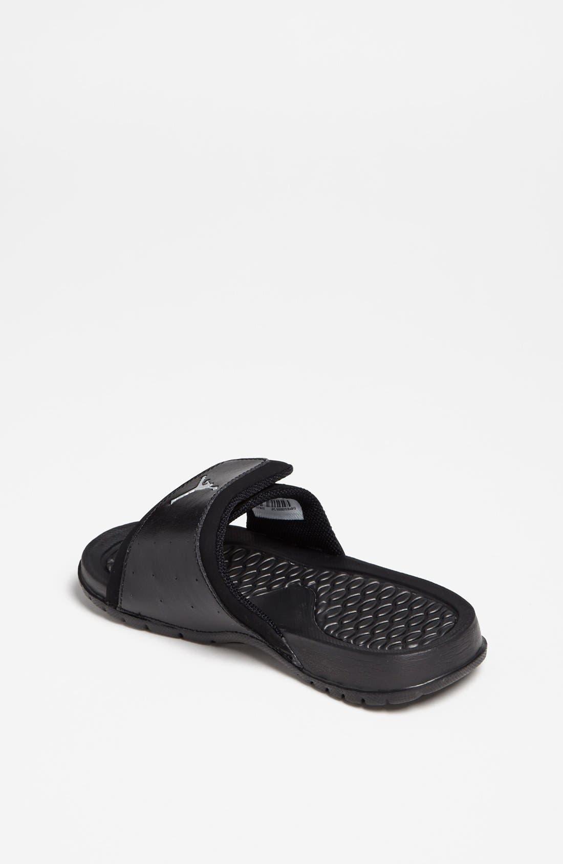Alternate Image 2  - Nike 'Jordan Hydro II' Sandal (Toddler & Little Kid)