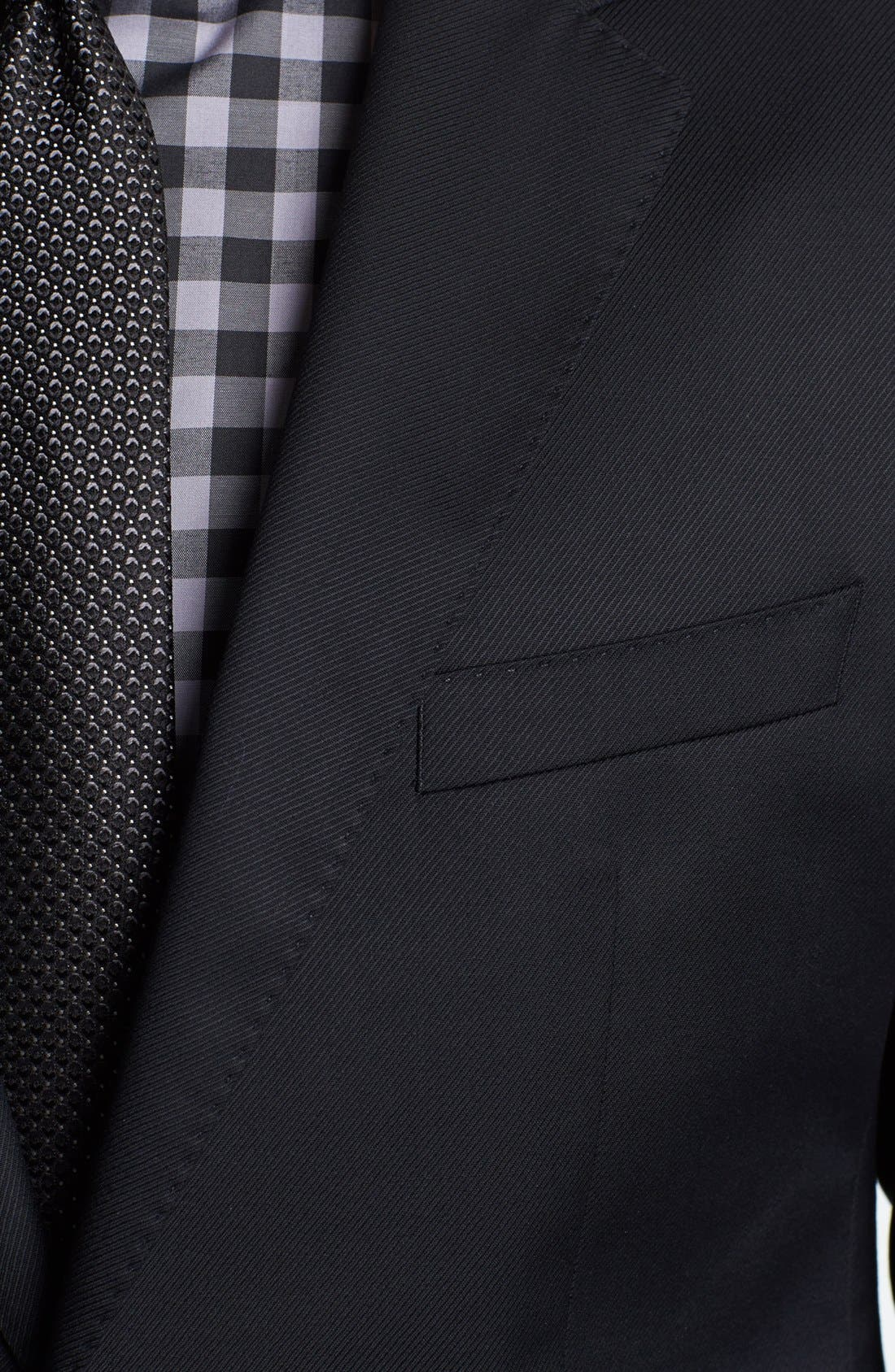 Alternate Image 3  - BOSS HUGO BOSS 'The James 2' Trim Fit Wool Sportcoat