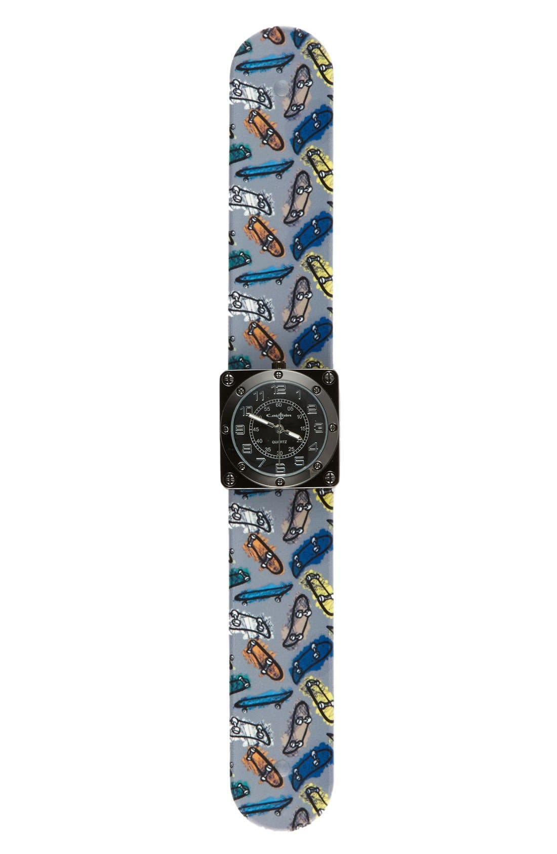 Alternate Image 1 Selected - Titanium Slap Watch, 35mm (Boys)