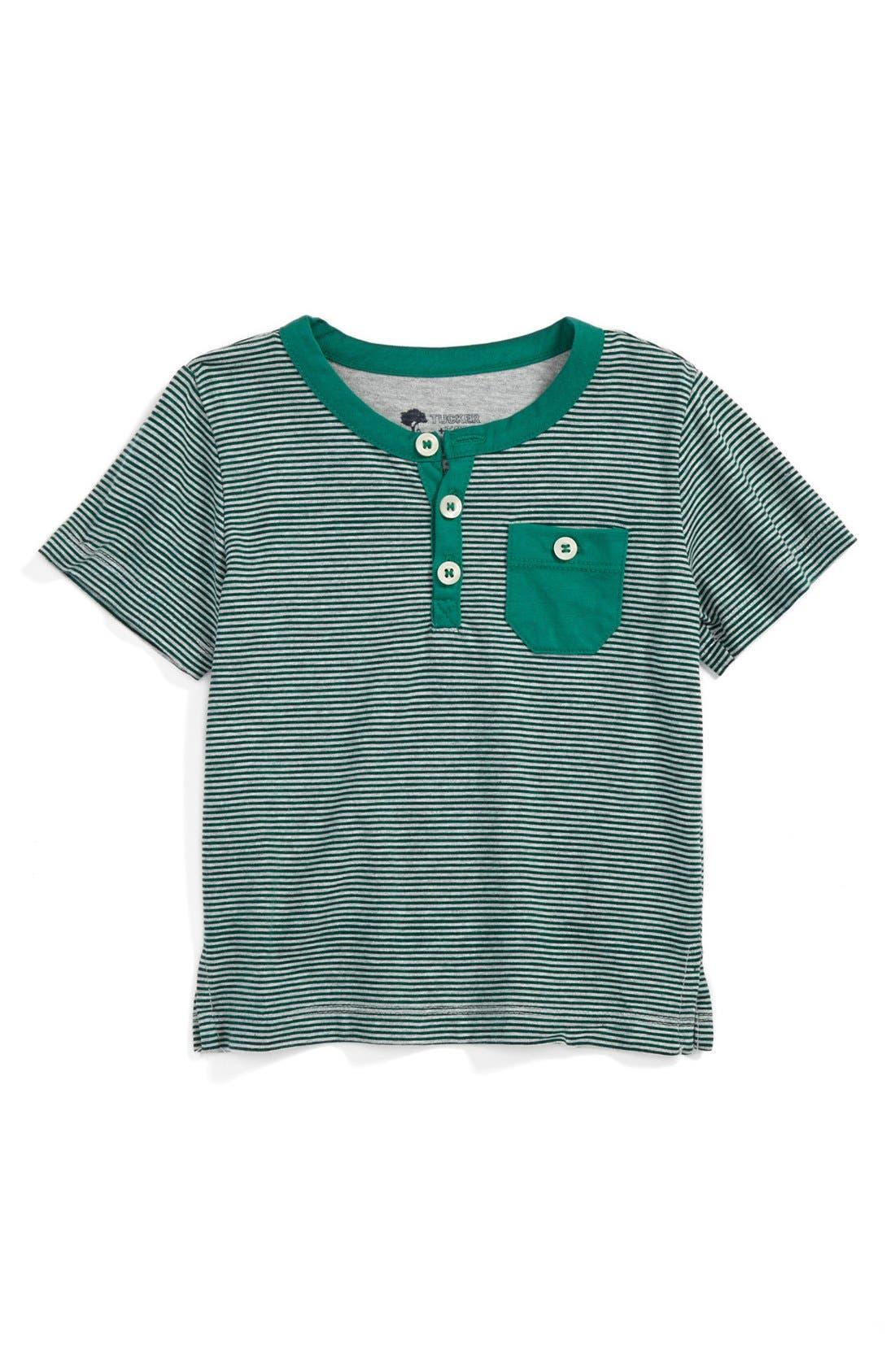 Main Image - Tucker + Tate 'Parker Road' Henley T-Shirt (Baby Boys)
