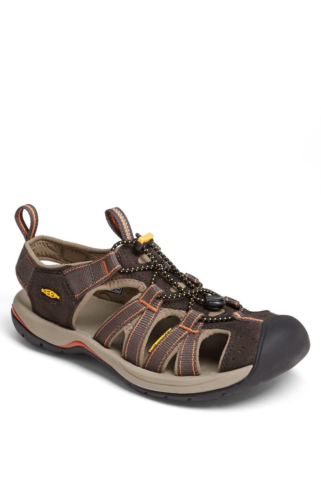 Alternate Image 1 Selected - Keen 'Kanyon' Waterproof Sandal (Men)