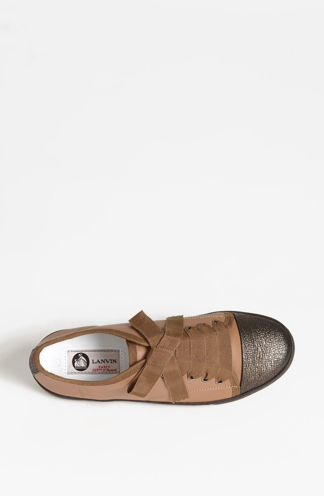 Alternate Image 3  - Lanvin Low Sneaker