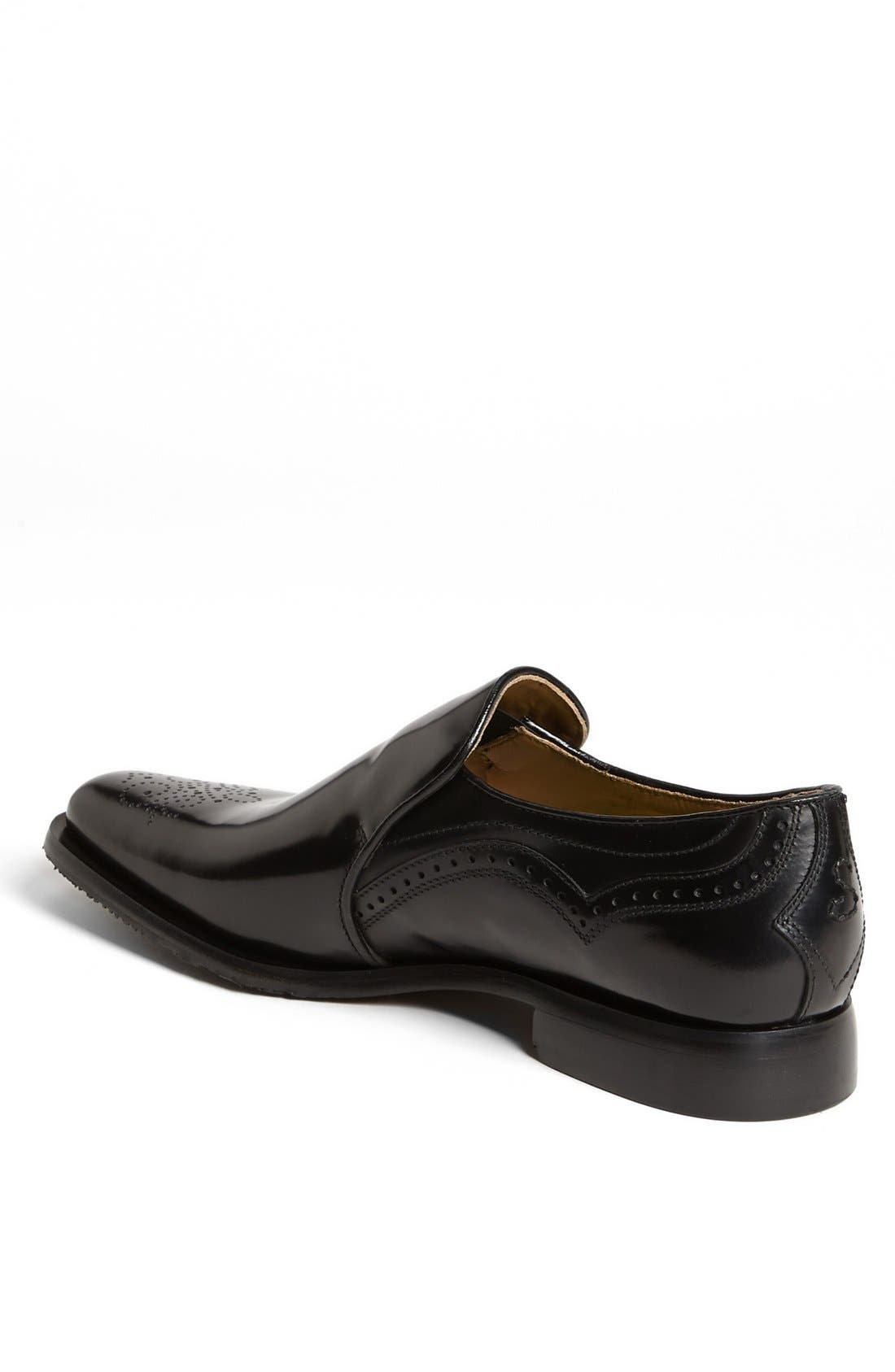 Alternate Image 2  - Oliver Sweeney 'Ofano' Medallion Toe Loafer