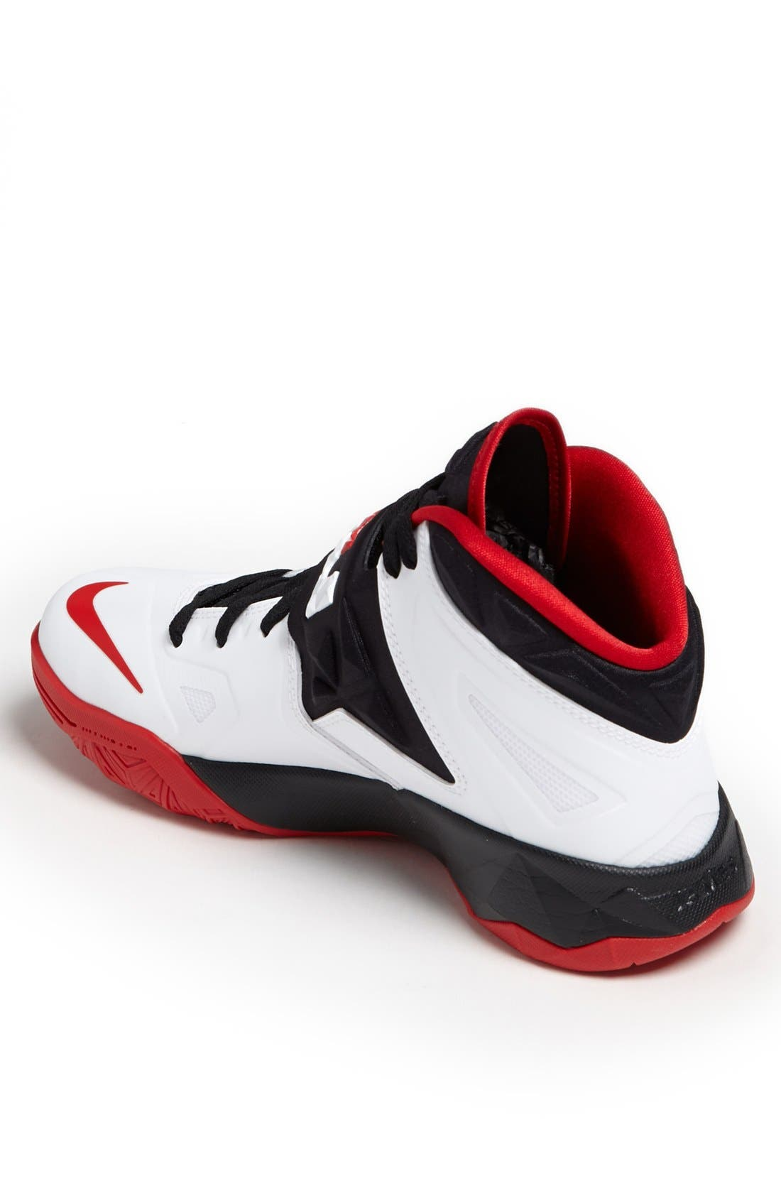 Alternate Image 2  - Nike 'Lebron Zoom Soldier VII' Basketball Shoe (Men)