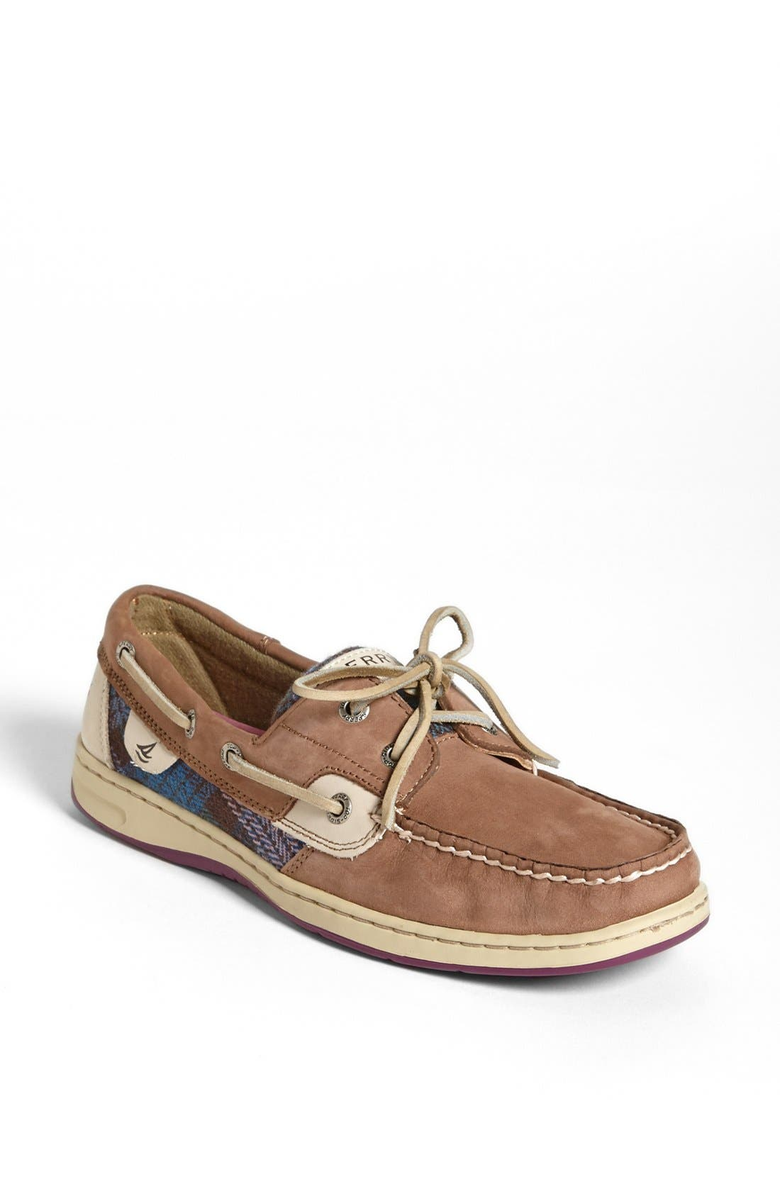 Alternate Image 1 Selected - Sperry Top-Sider® 'Bluefish 2-Eye' Boat Shoe (Women) (Online Only)