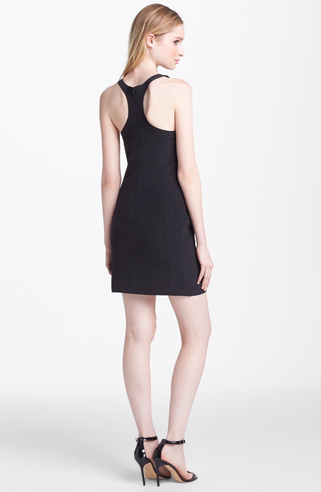 Alternate Image 2  - Rebecca Minkoff 'Joshua' Silk Tank Dress