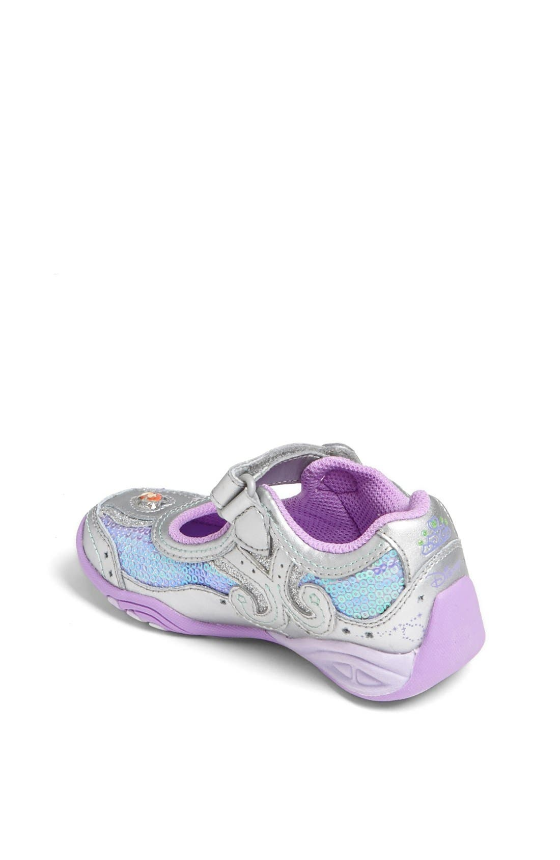 Alternate Image 2  - Stride Rite 'Disney Wish Lights  - Ariel'  Sneaker (Toddler & Little Kid)