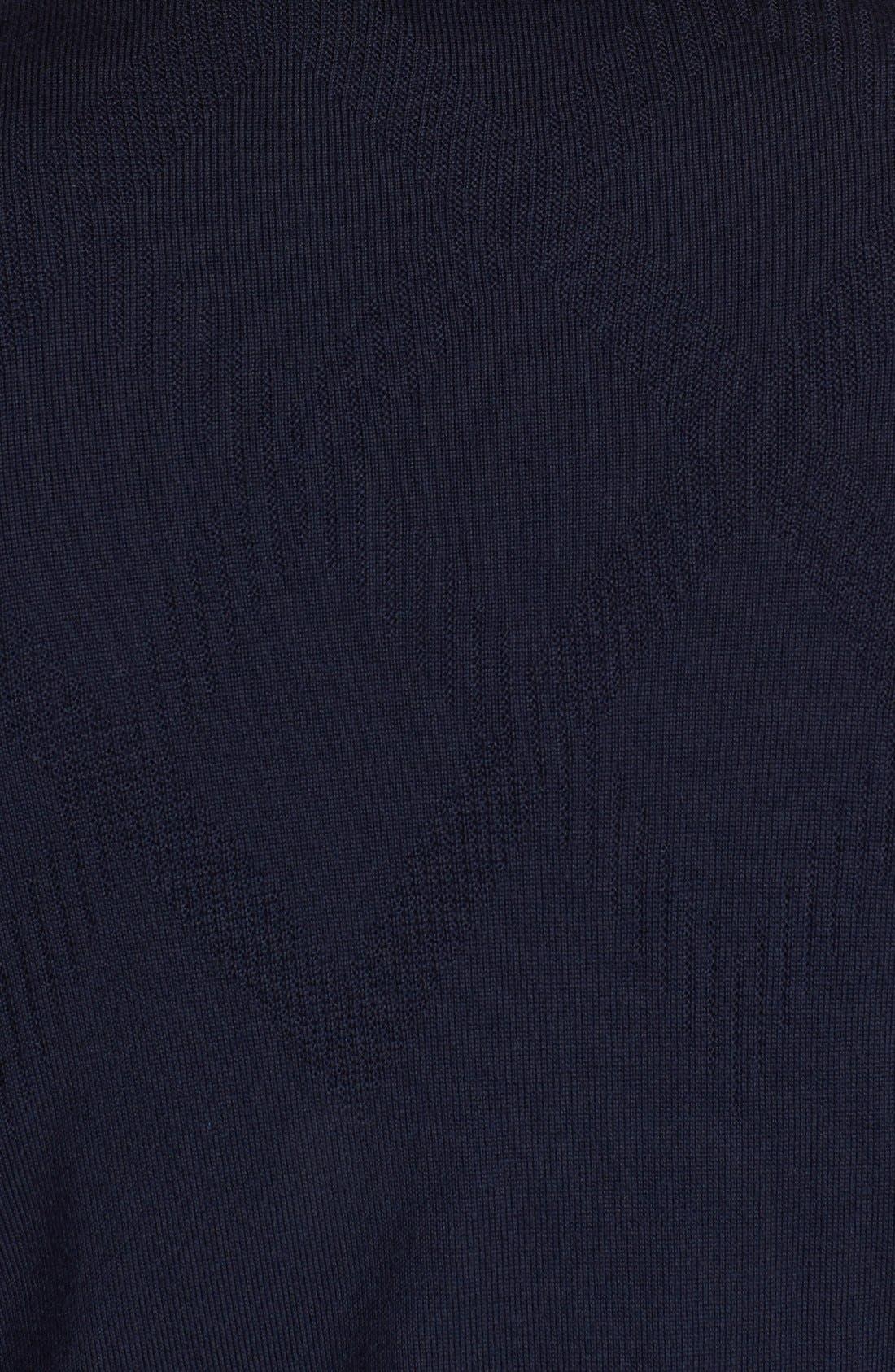 Alternate Image 3  - BOSS HUGO BOSS 'Miles' Merino Wool Sweater