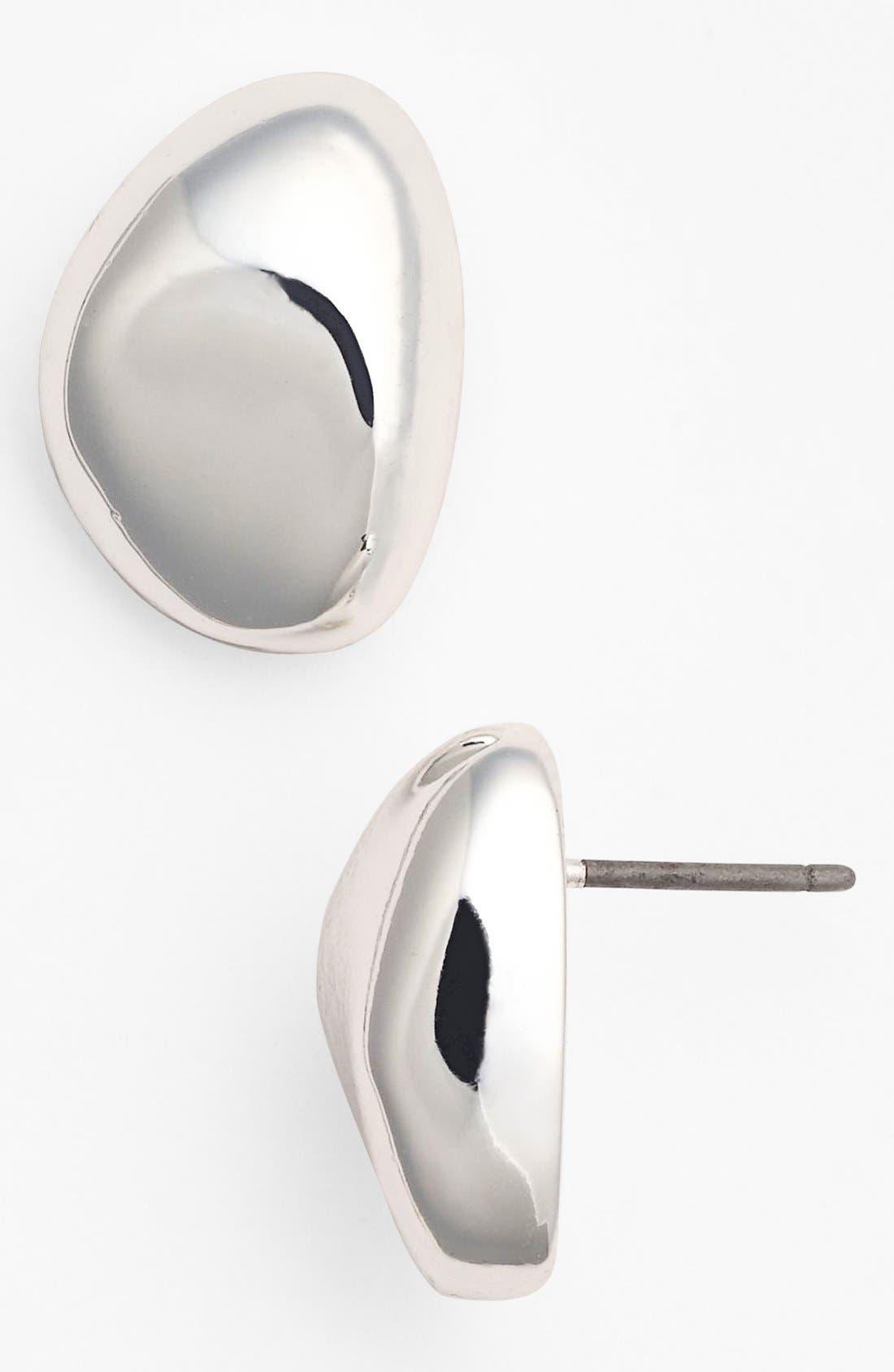 Alternate Image 1 Selected - Lauren Ralph Lauren Nugget Earrings