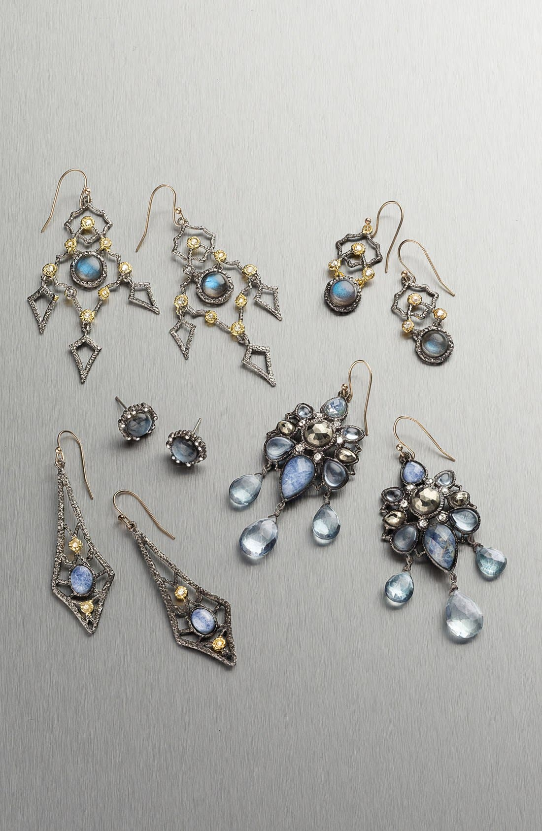 Alternate Image 3  - Alexis Bittar 'Elements - Jardin de Papillon' Chandelier Earrings