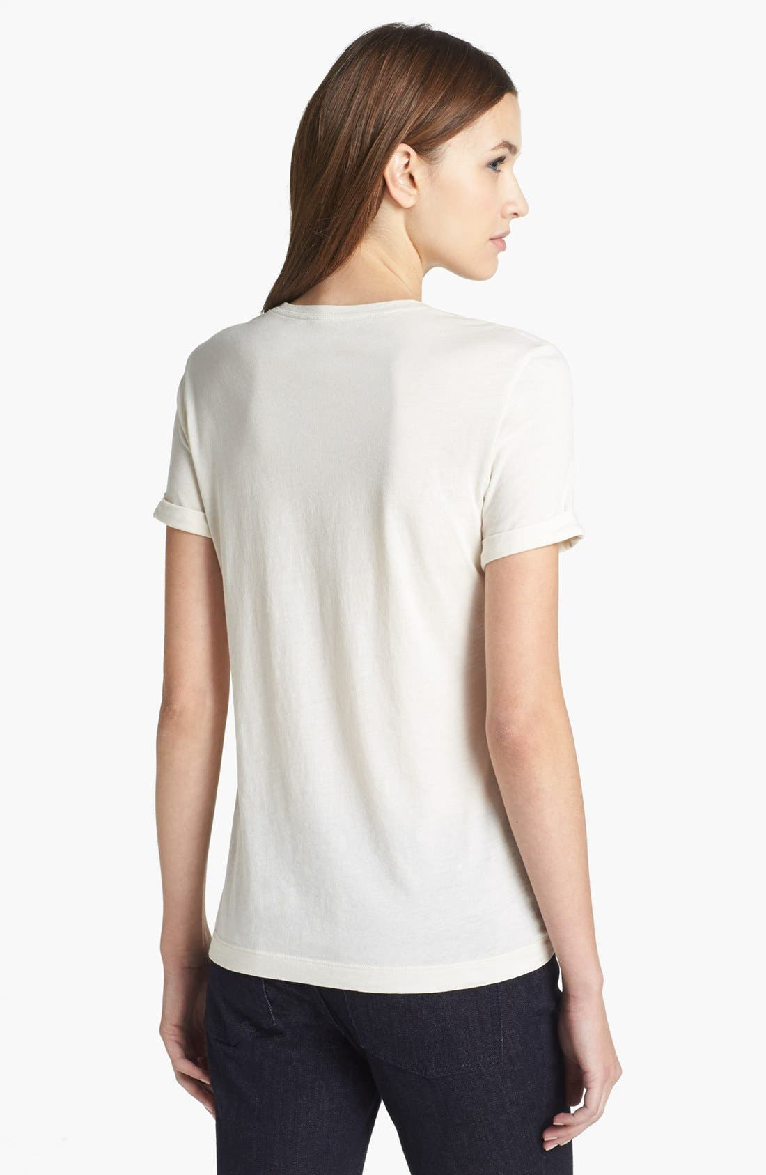 Alternate Image 2  - Tory Burch 'Qorra' Tee