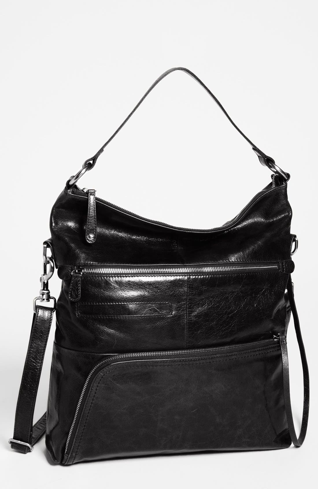 Alternate Image 1 Selected - Hobo 'Quinn' Leather Hobo