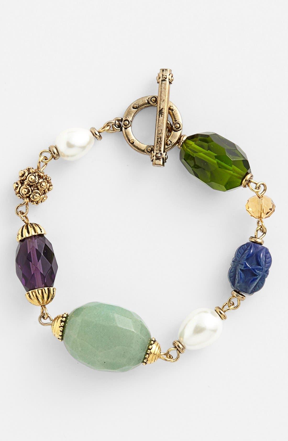 Main Image - Lauren Ralph Lauren Beaded Bracelet