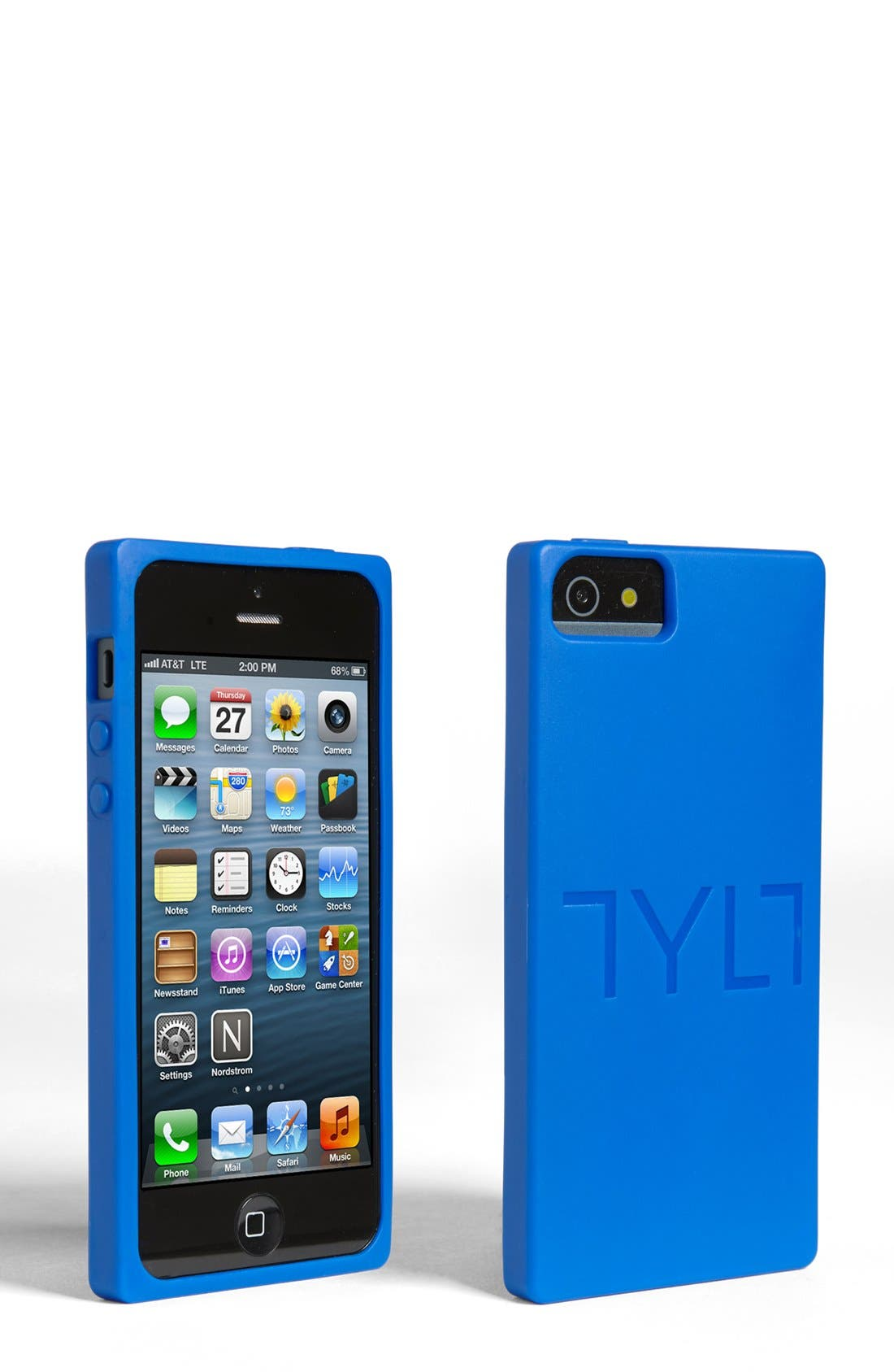 Alternate Image 1 Selected - TYLT 'SQRD' iPhone 5 Case