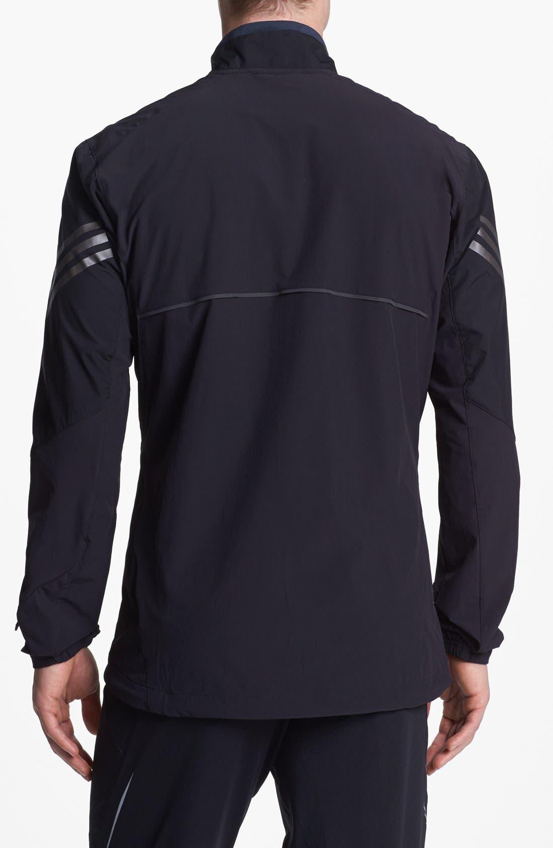 Alternate Image 2  - adidas 'Supernova' Track Jacket