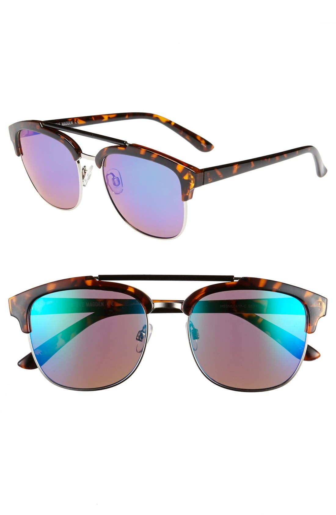 Alternate Image 1 Selected - Steve Madden 55mm Sunglasses