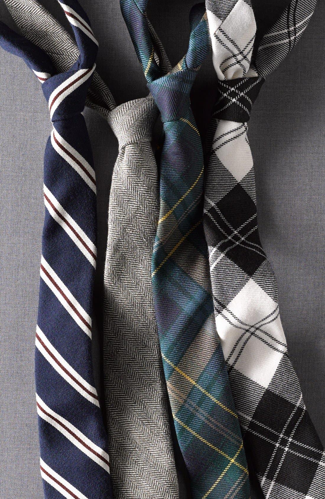 Alternate Image 3  - Robert Stewart Stripe Tie