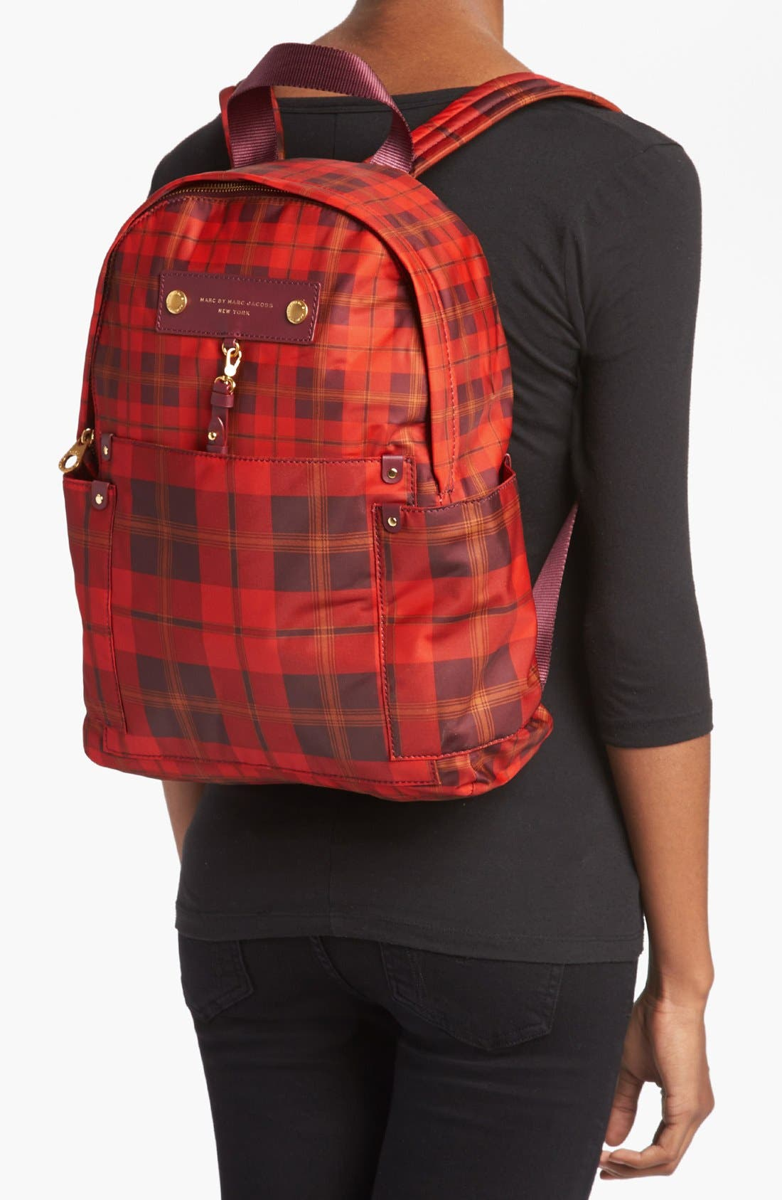 Alternate Image 2  - MARC BY MARC JACOBS 'Preppy Nylon' Backpack