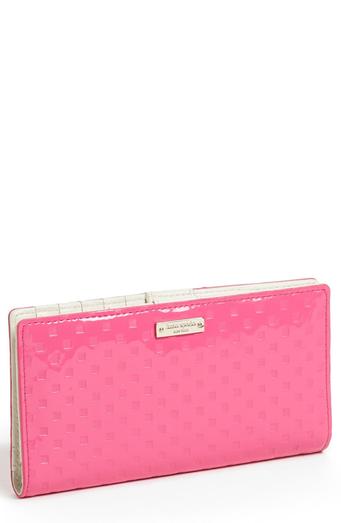 Main Image - kate spade new york 'jewel street - stacy' wallet