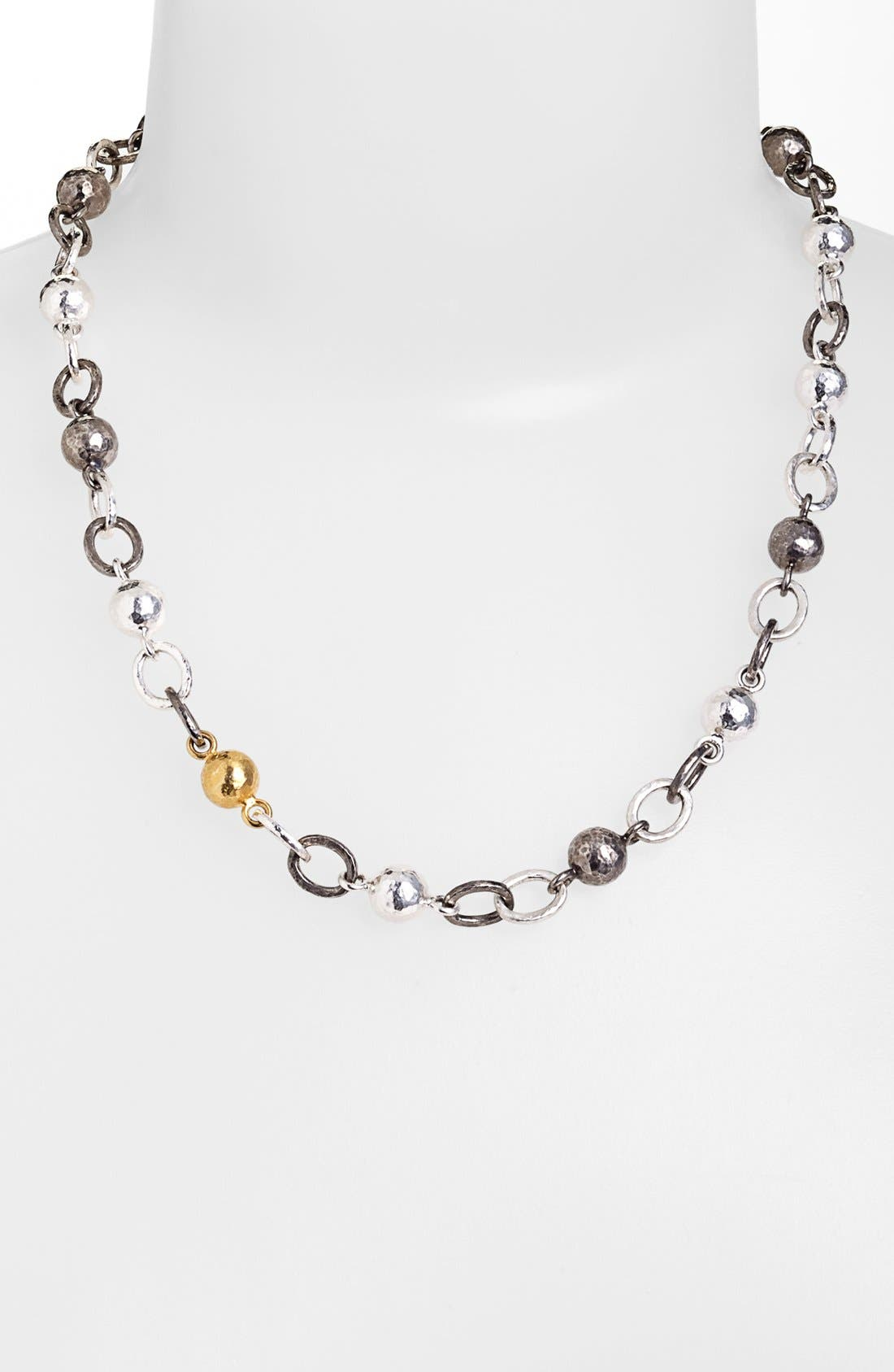 Main Image - Gurhan 'Balloon' Link Necklace