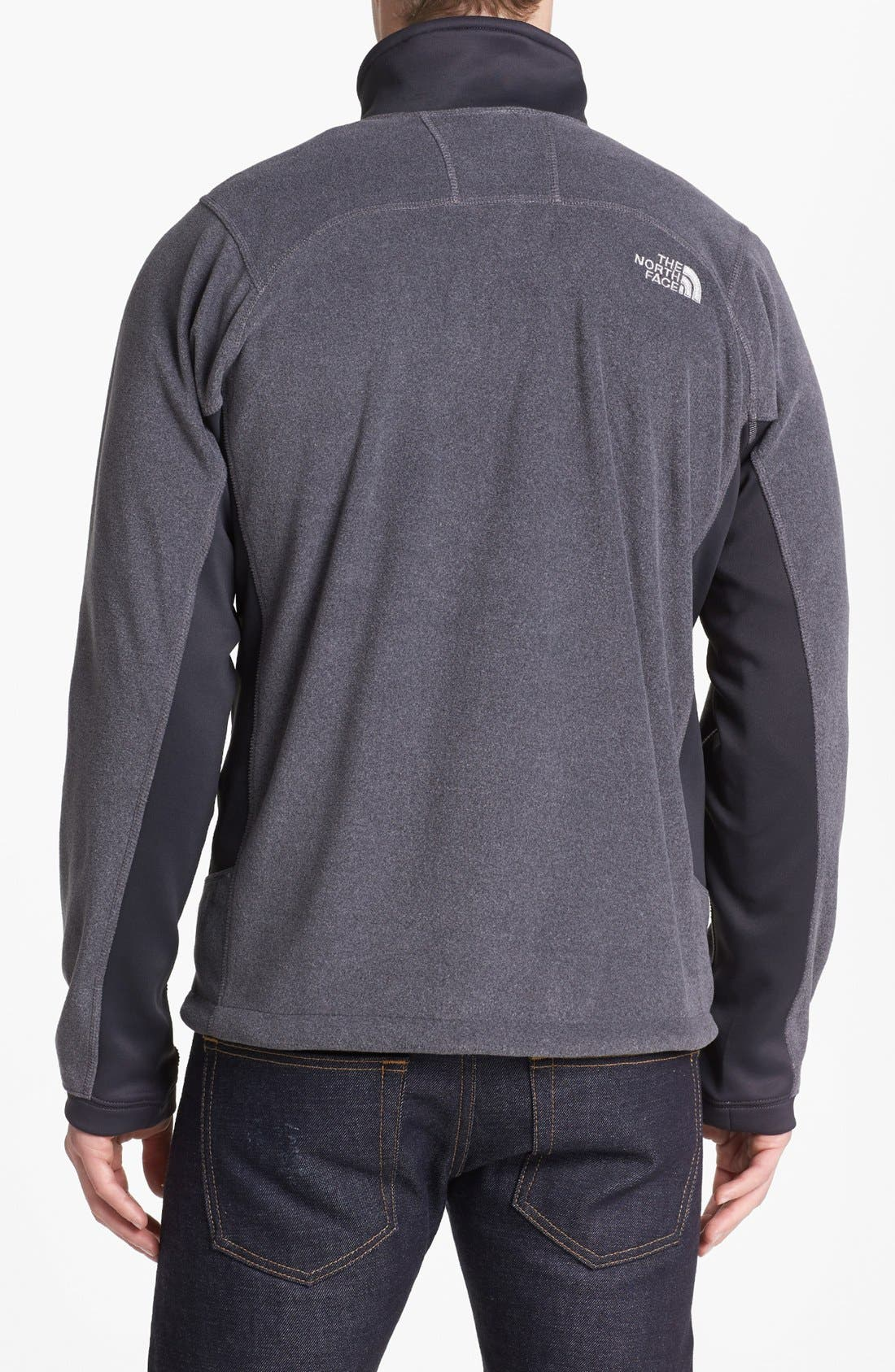 Alternate Image 2  - The North Face 'Valence' FlashDry™ Fleece Jacket