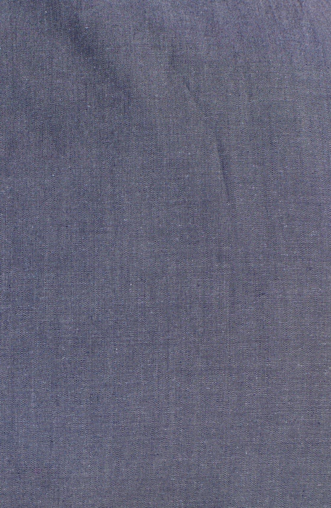 Alternate Image 3  - Wallin & Bros. Herringbone Vest