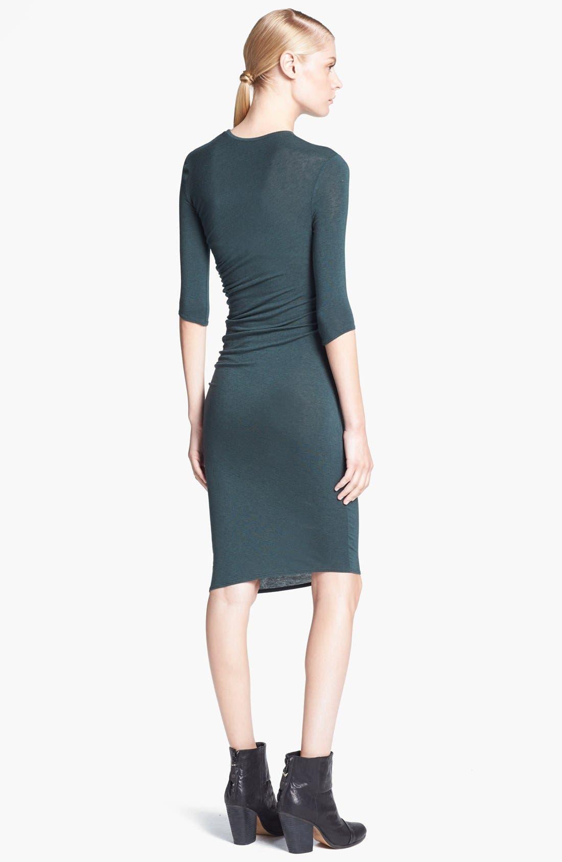 Alternate Image 2  - HELMUT Helmut Lang 'Nova' Jersey Dress