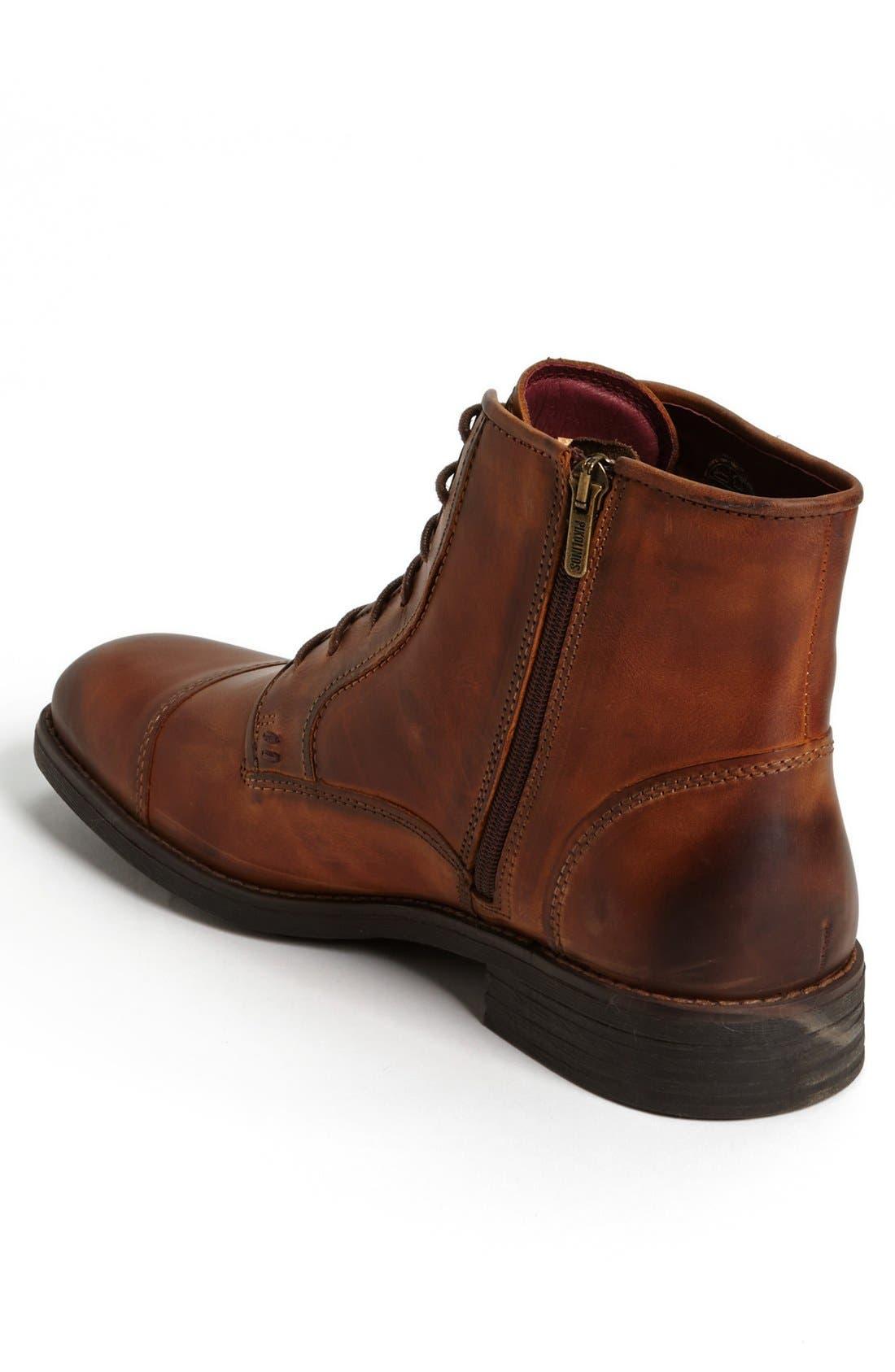 Alternate Image 2  - PIKOLINOS 'Pamplona' Cap Toe Boot