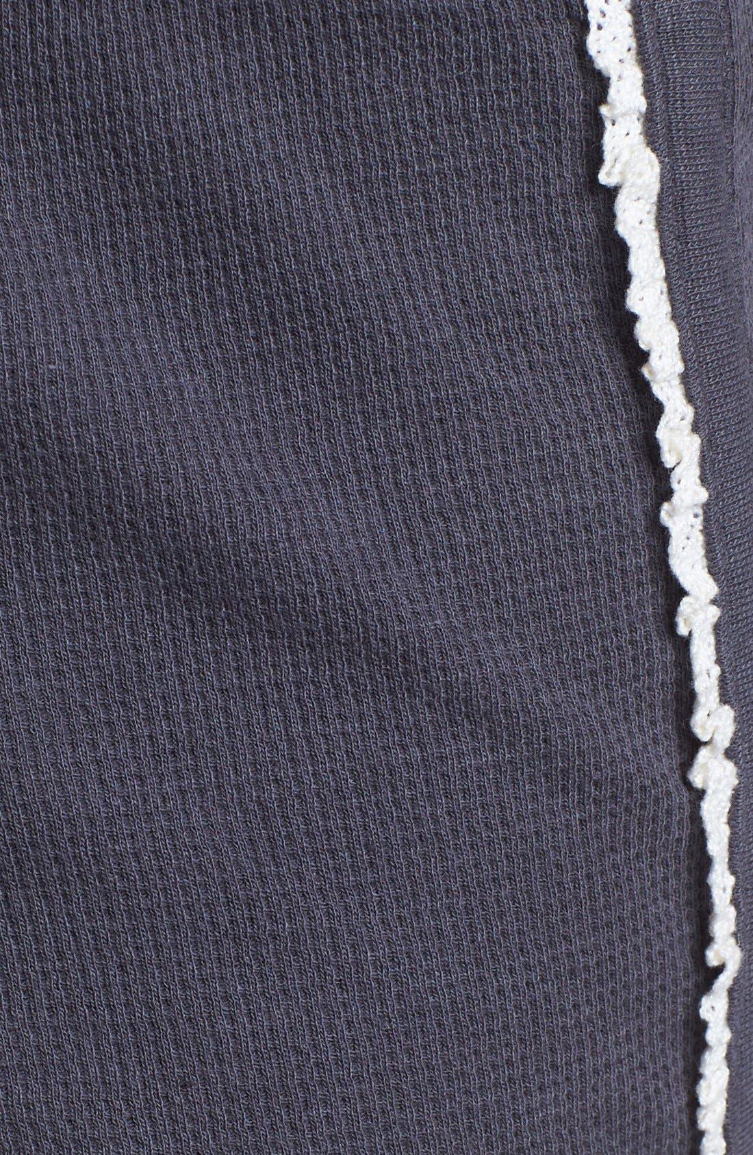 Alternate Image 4  - BP. Undercover 'Campside' Thermal Shorts (Juniors)