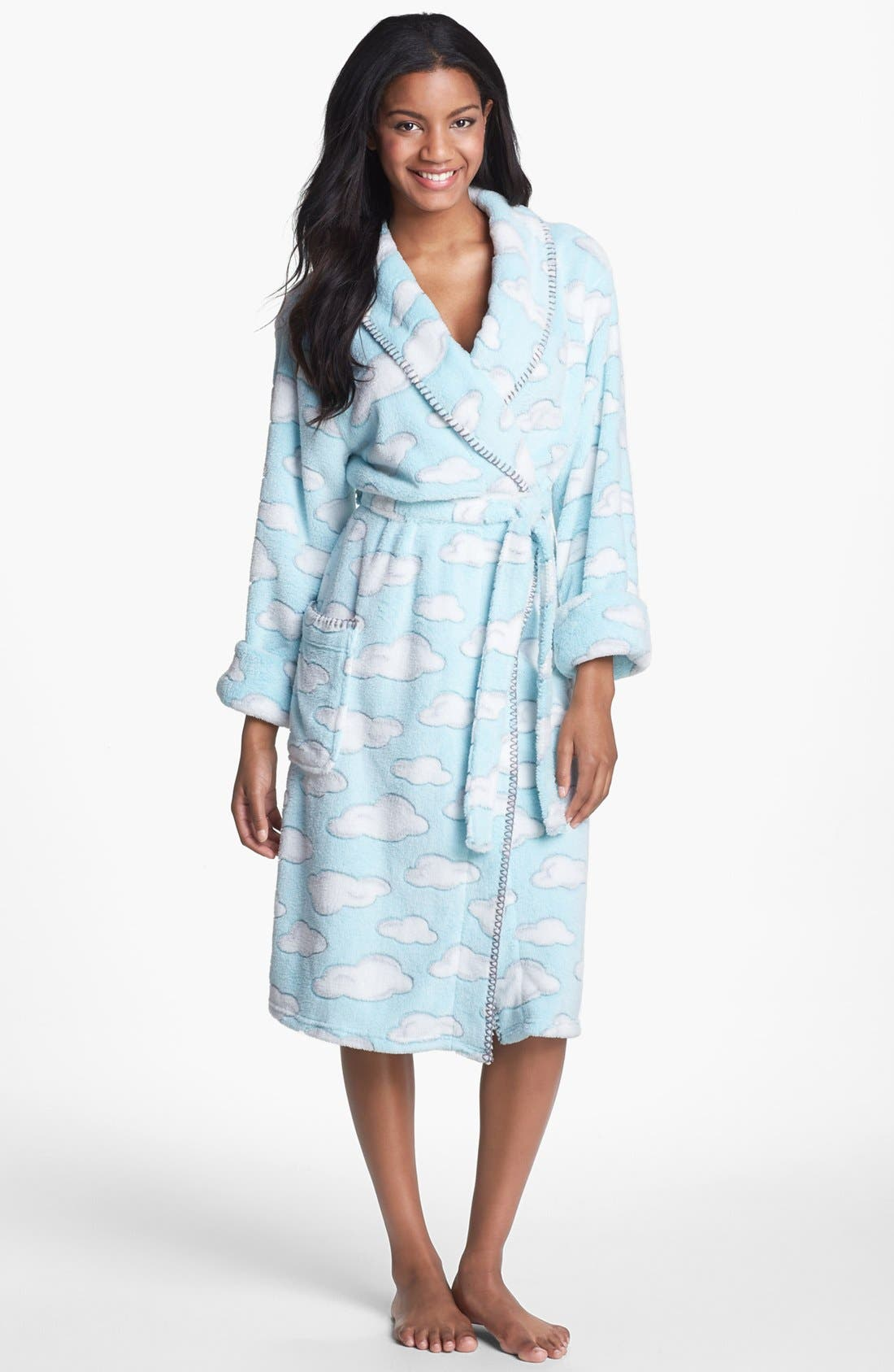 Alternate Image 1 Selected - PJ Salvage Plush Robe