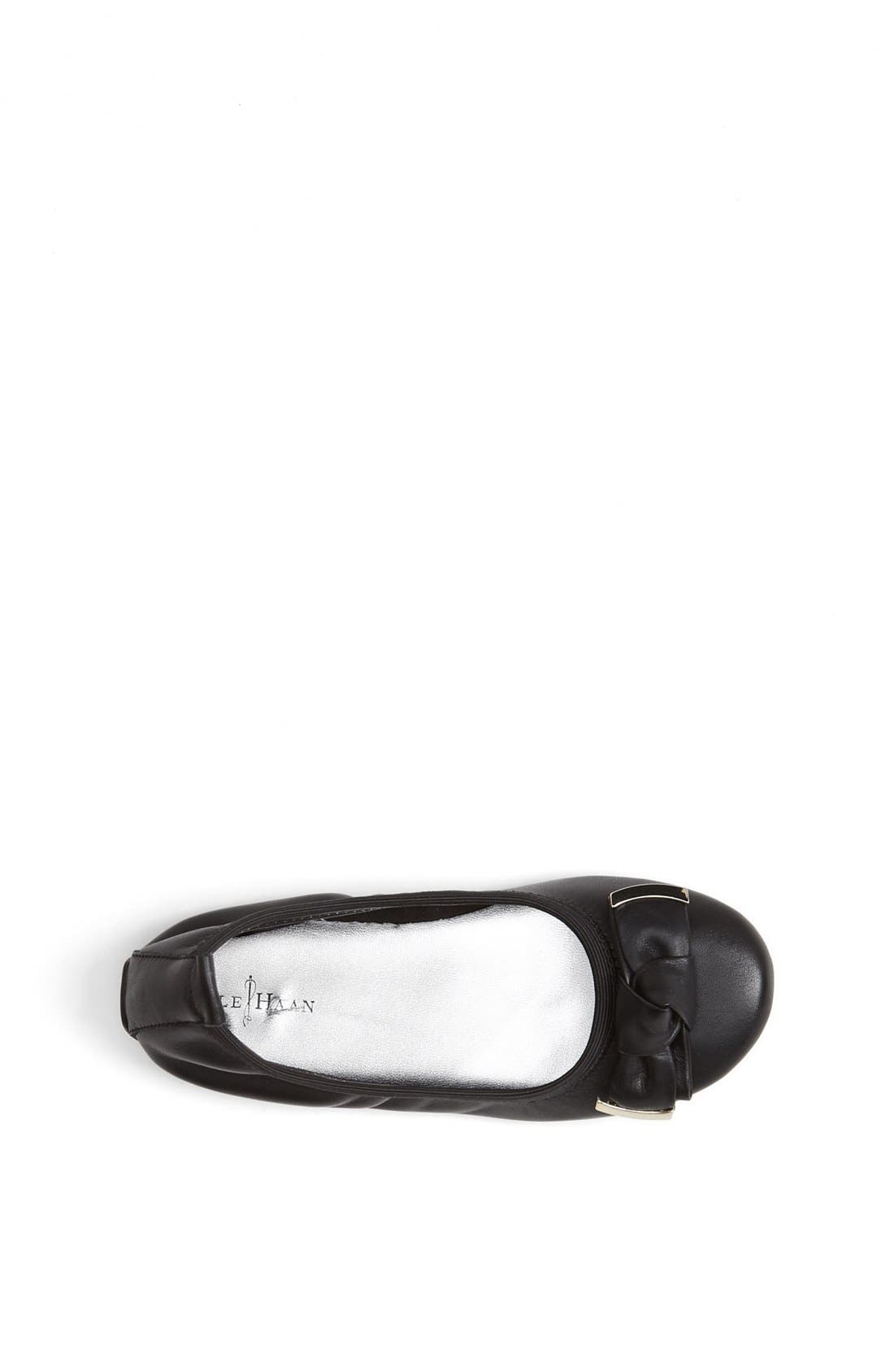 Alternate Image 3  - Cole Haan 'Pretty 2' Ballerina Flat (Little Kid & Big Kid)