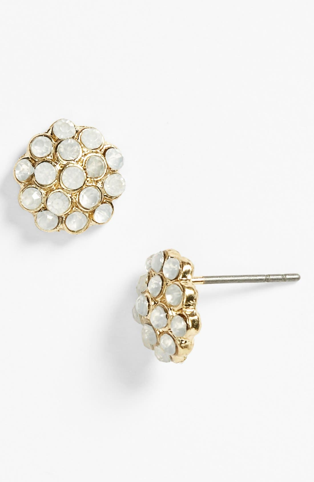 Main Image - Statements by DCK Flower Stud Earrings (Juniors)