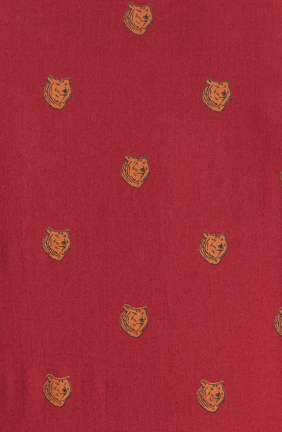 Alternate Image 3  - Topman 'Bears - High Roller' Shirt