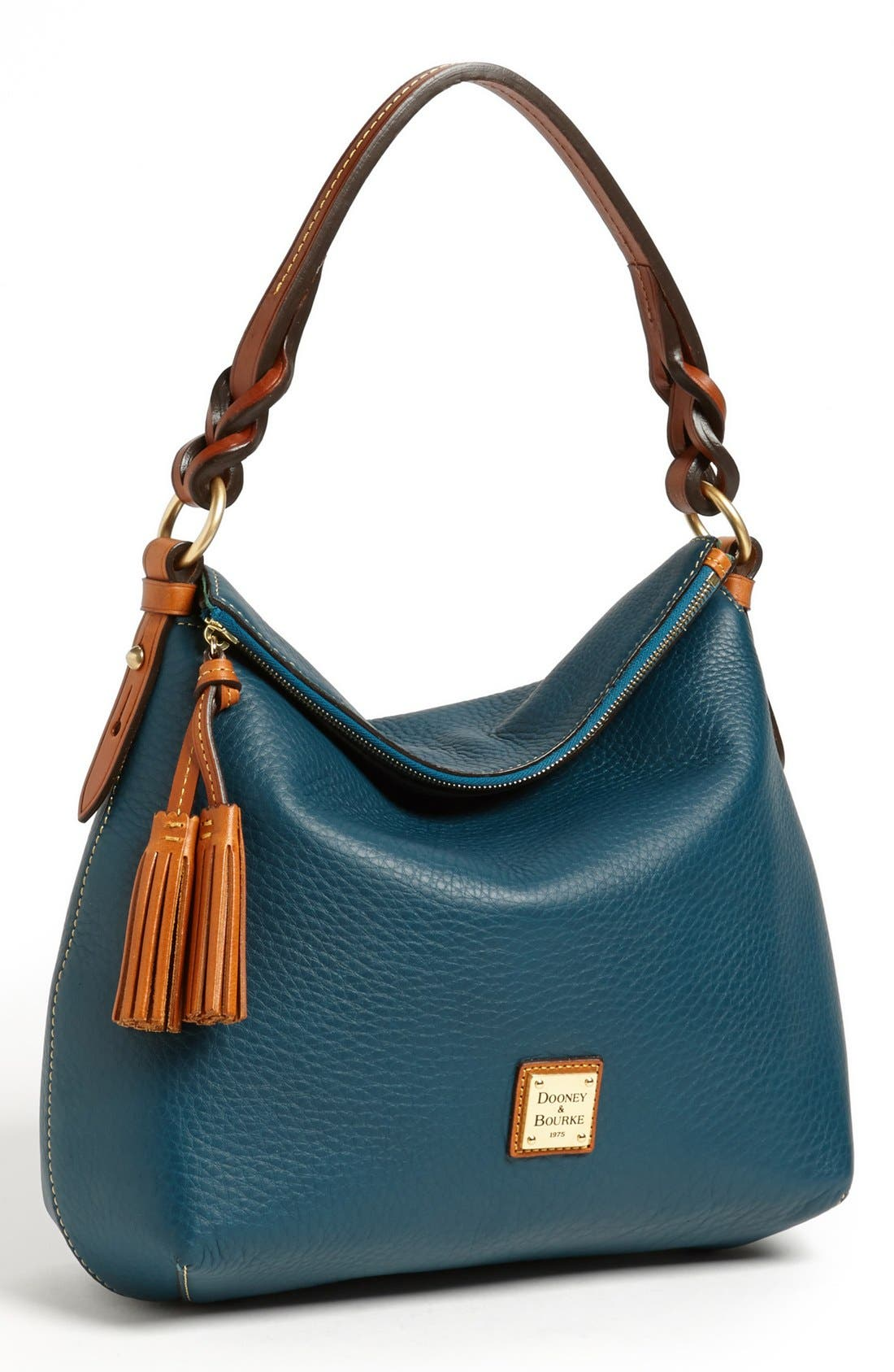 Alternate Image 1 Selected - Dooney & Bourke Leather Hobo