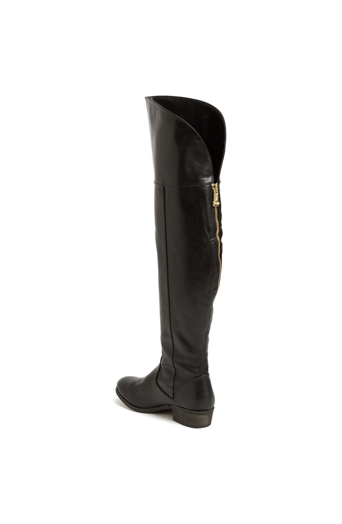 Alternate Image 2  - REPORT Signature 'Gwyn' Over the Knee Boot
