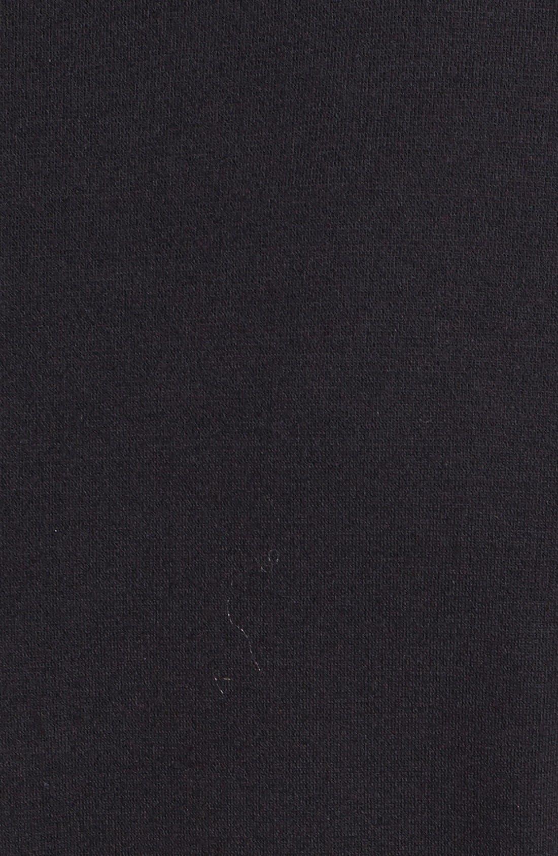 Alternate Image 4  - Ellen Tracy Embellished Ponte Knit Shift Dress