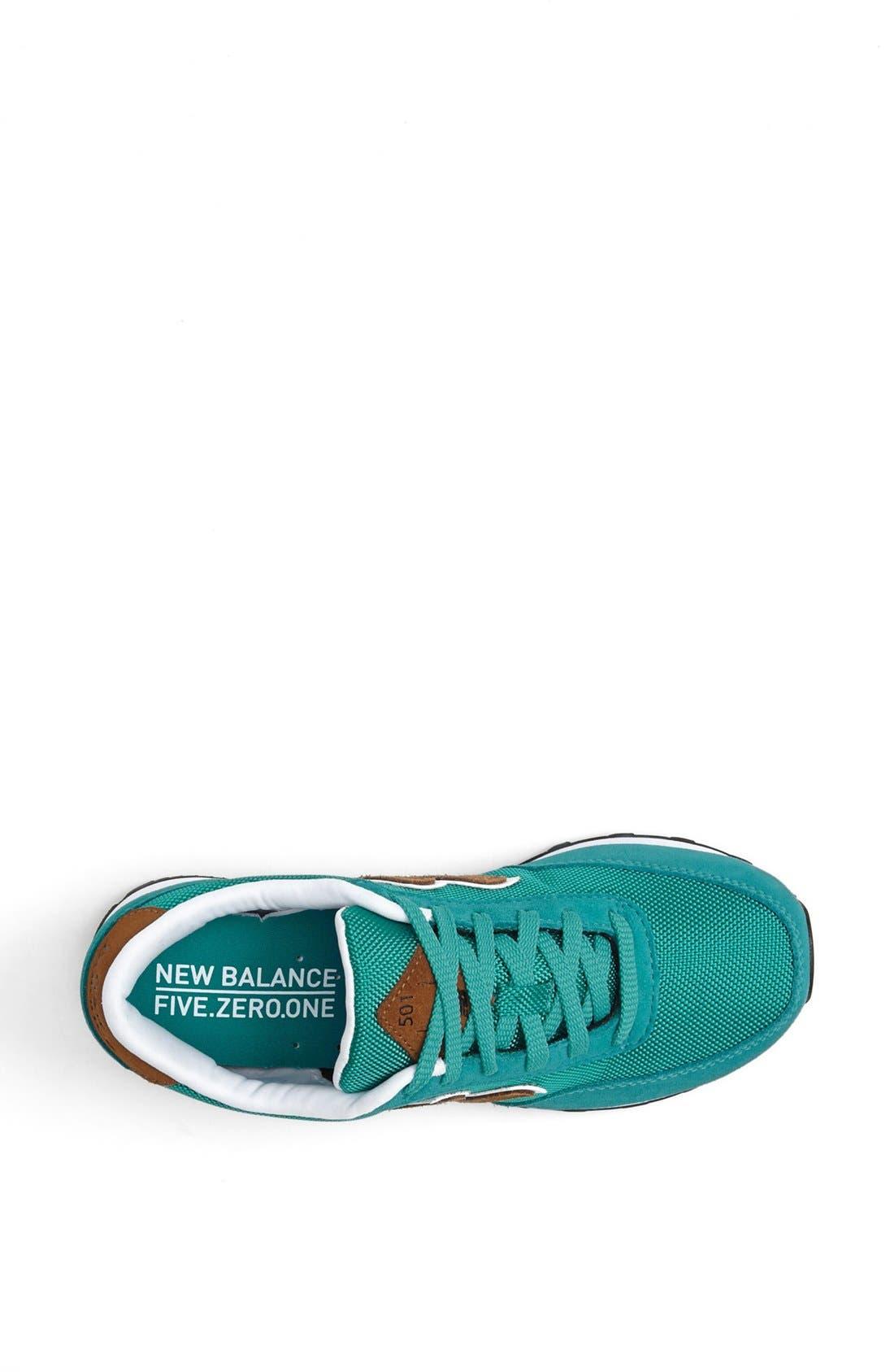 Alternate Image 3  - New Balance 501 'Backpack' Sneaker (Women)