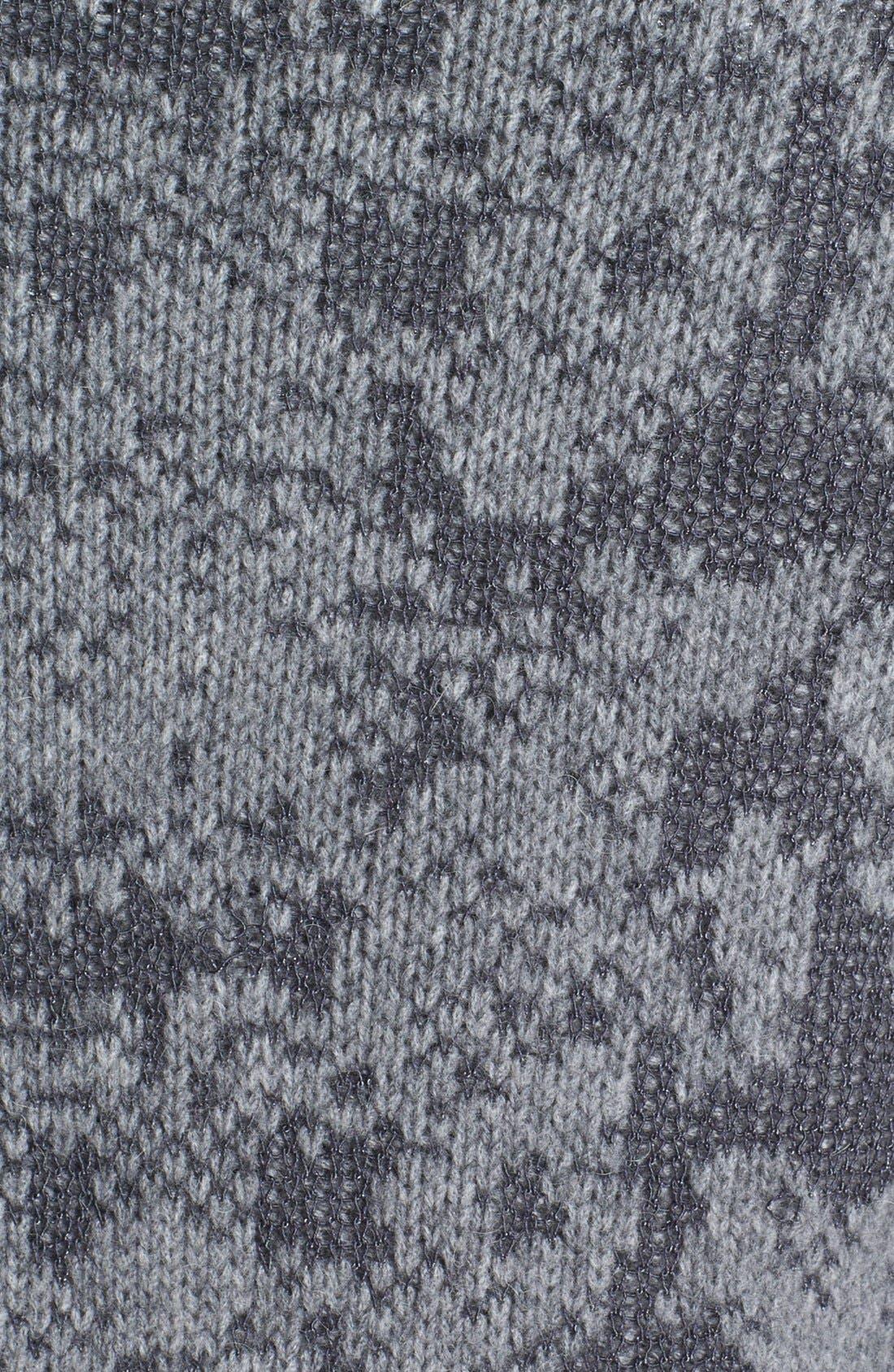 Alternate Image 3  - Eileen Fisher Shawl Collar Cardigan (Plus Size)