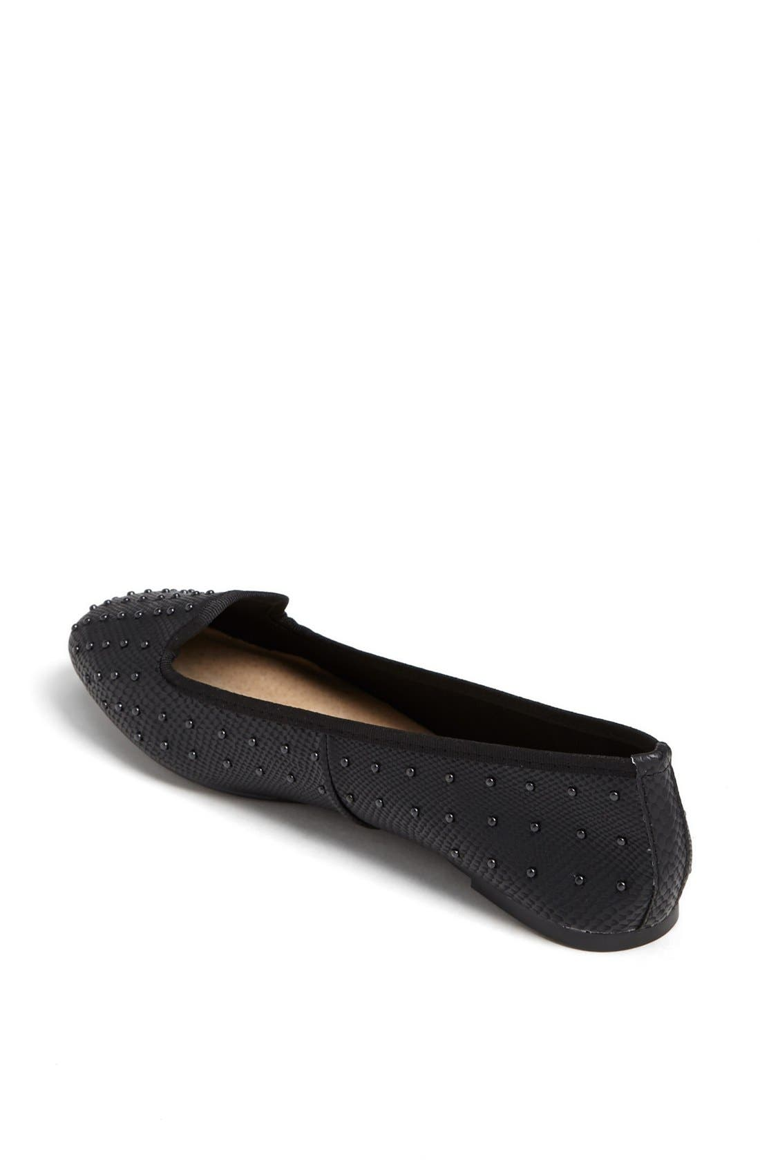 Alternate Image 2  - Topshop 'Miko' Smoking Slipper