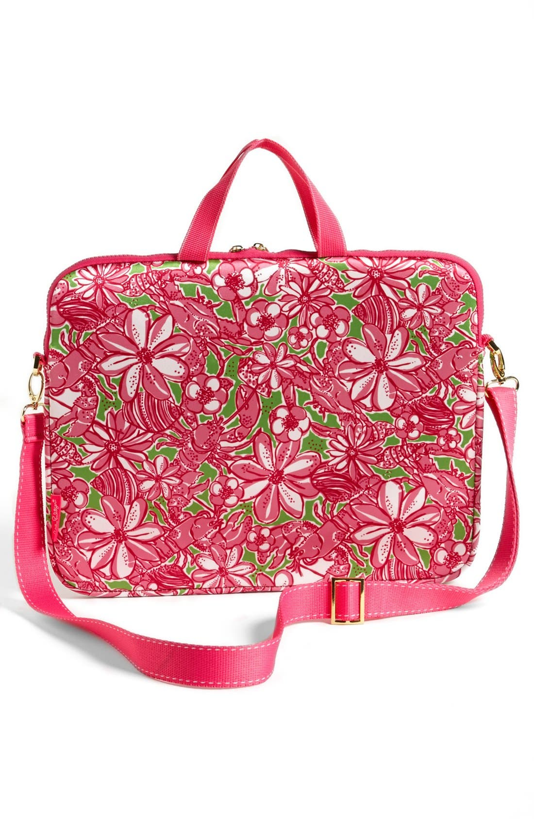Alternate Image 4  - Lilly Pulitzer® 'Coronado Crab' Laptop Tote